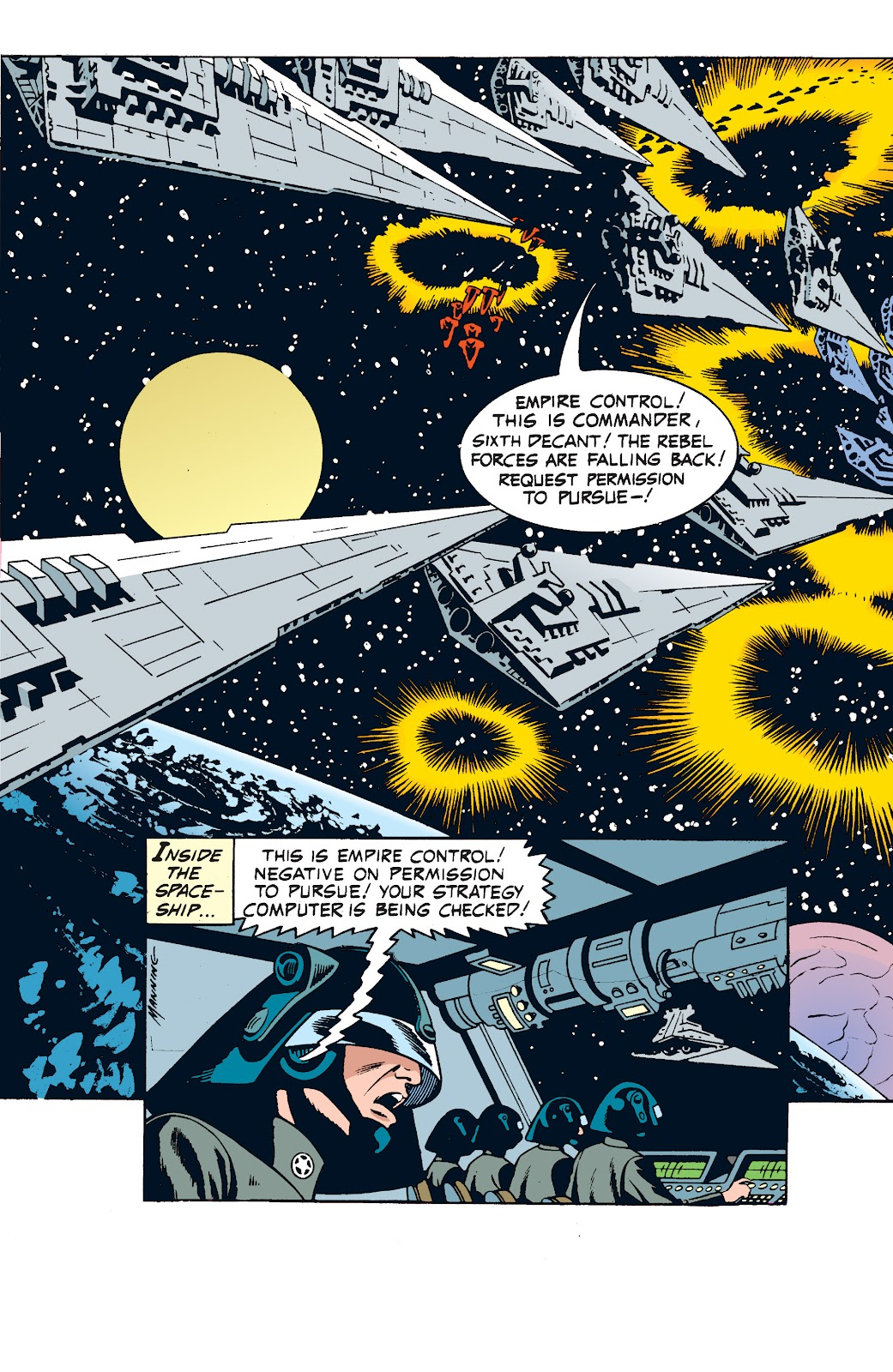 Read online Star Wars Legends: The Newspaper Strips - Epic Collection comic -  Issue # TPB (Part 1) - 38