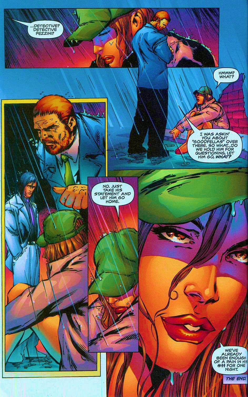 Read online Overkill: Witchblade/Aliens/Darkness/Predator comic -  Issue #2 - 35