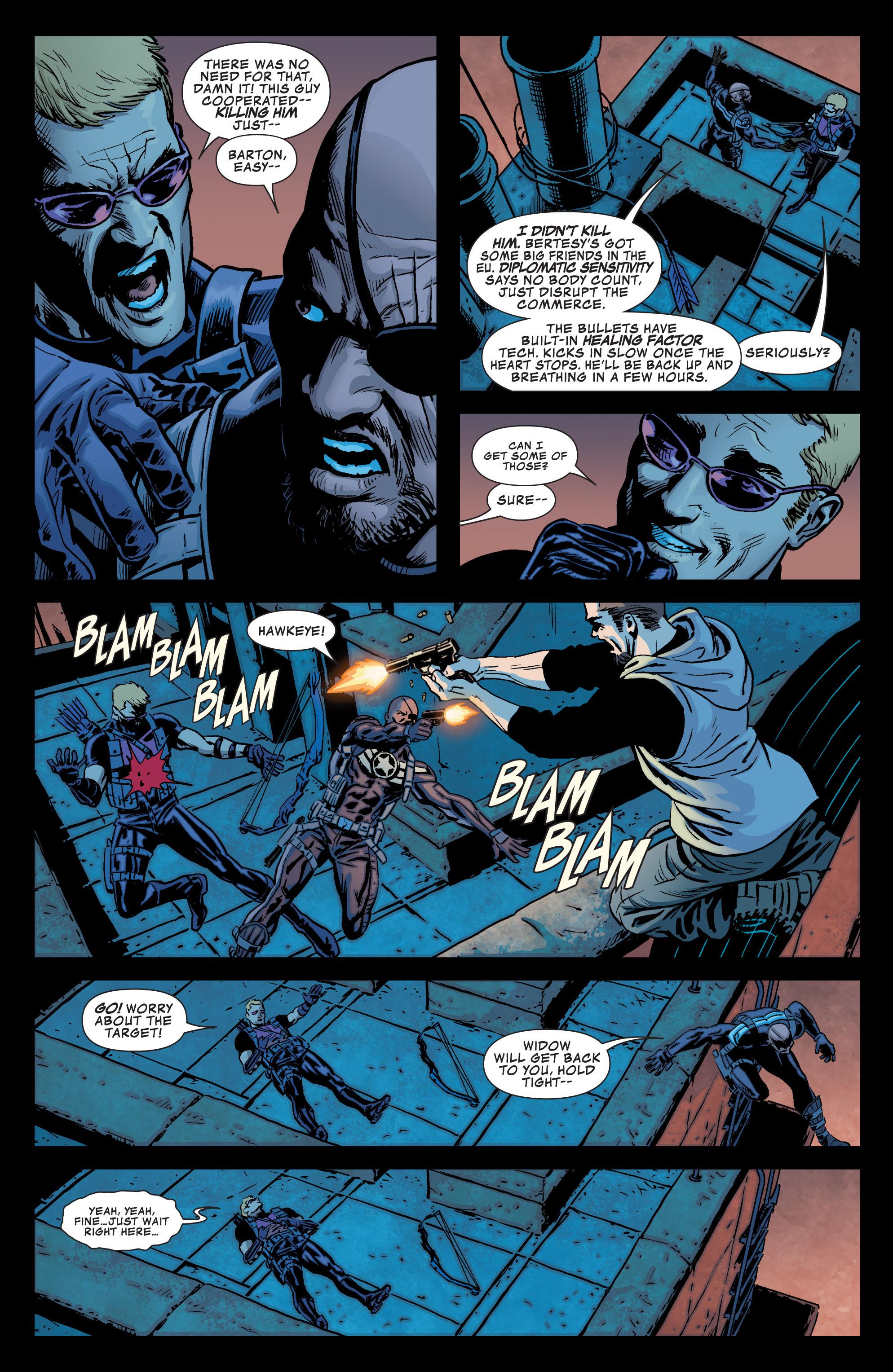 Read online Secret Avengers (2013) comic -  Issue #1 - 19
