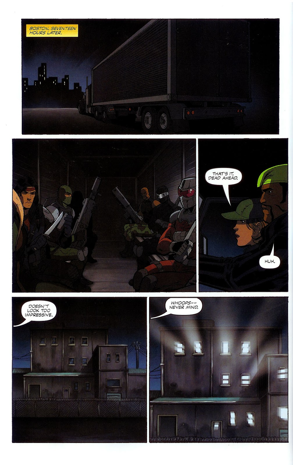 G.I. Joe vs. The Transformers II Issue #1 #2 - English 19