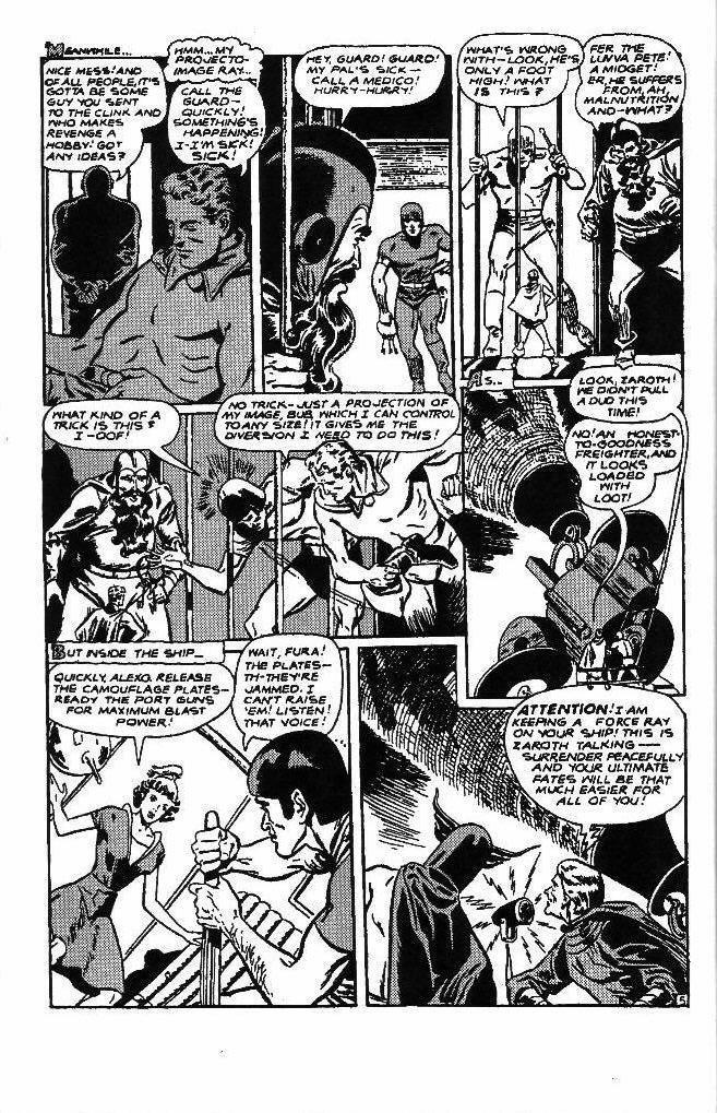 Read online Men of Mystery Comics comic -  Issue #46 - 38