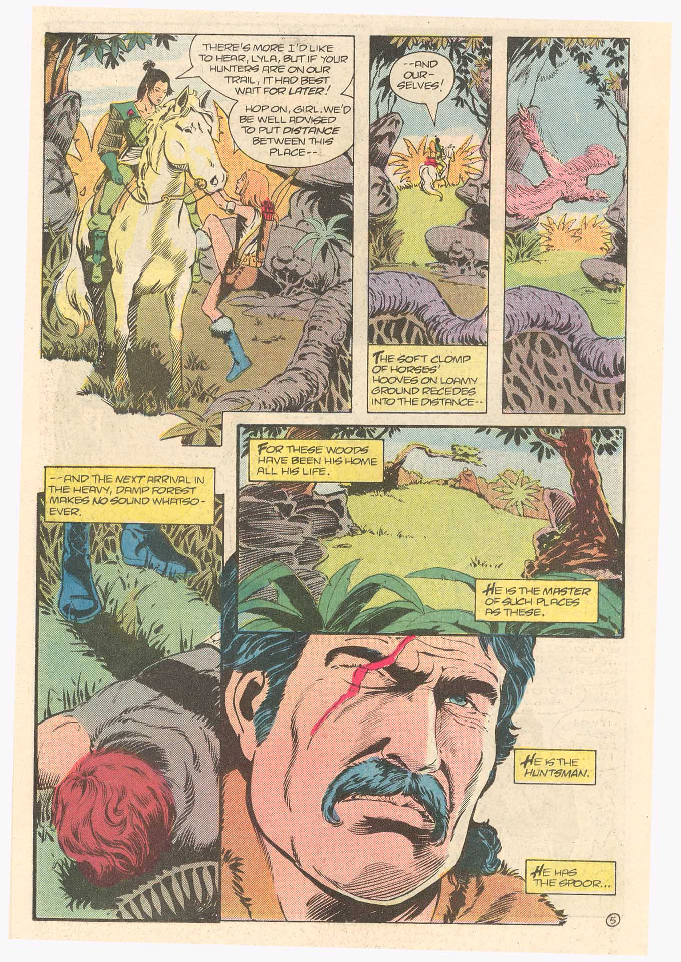 Read online Arion, Lord of Atlantis comic -  Issue #27 - 20
