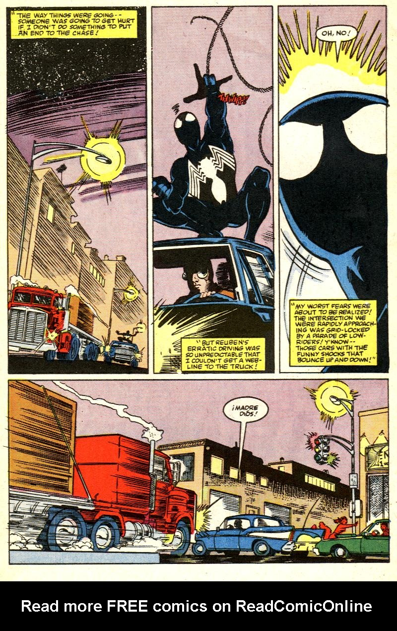 Web of Spider-Man (1985) Issue #28 #38 - English 17