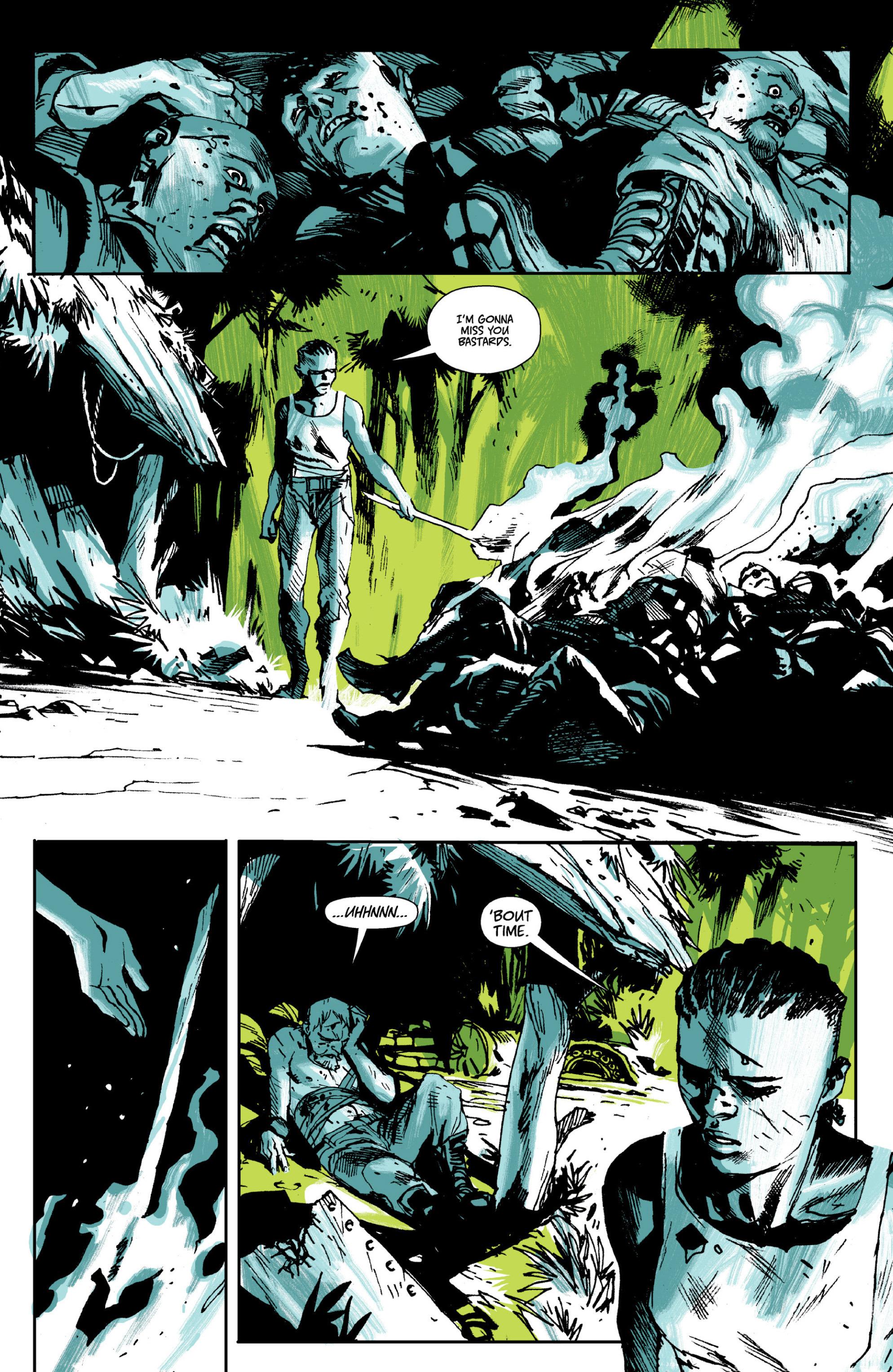Read online Ei8ht comic -  Issue # TPB - 45