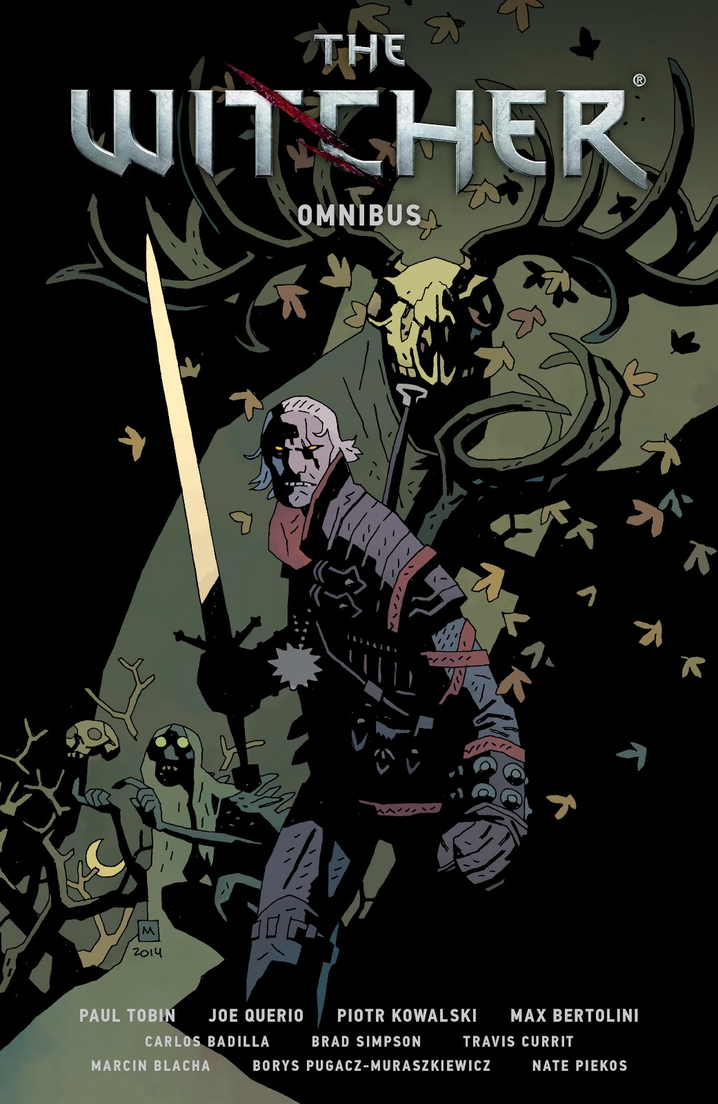 Read online The Witcher Omnibus comic -  Issue # TPB (Part 1) - 1