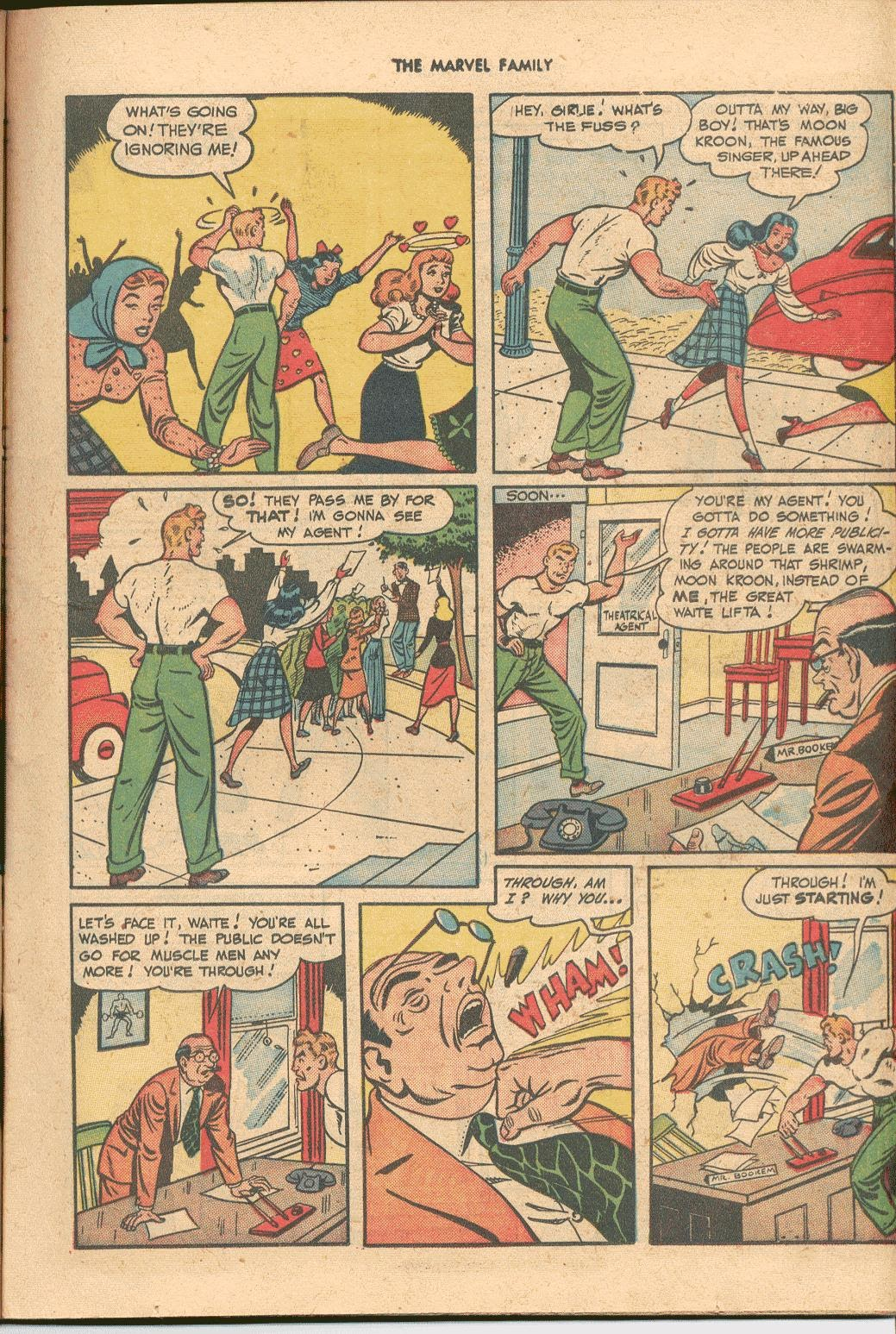 The Marvel Family issue 38 - Page 17