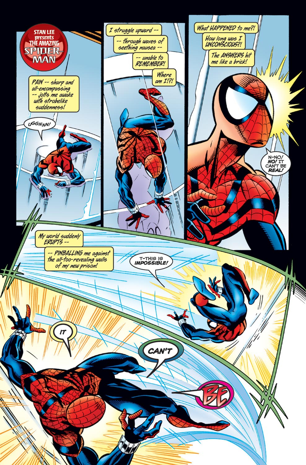The Amazing Spider-Man (1963) 413 Page 1