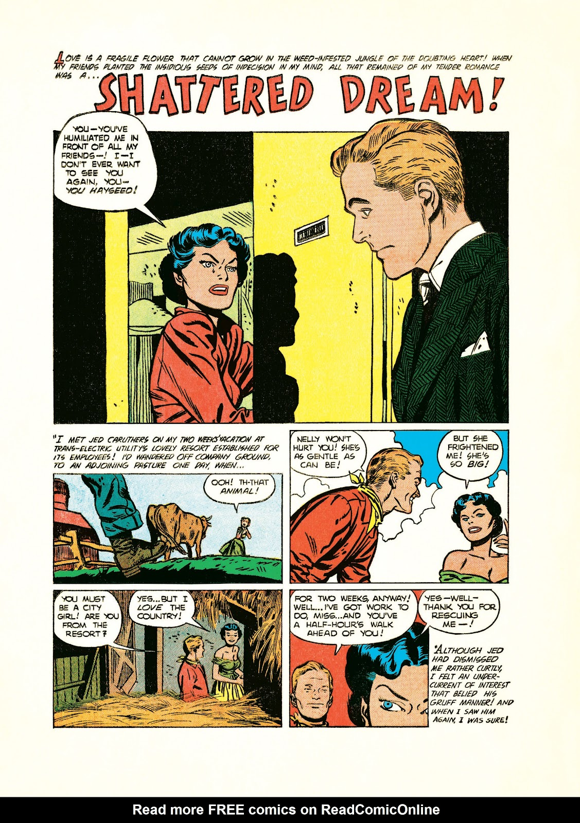 Read online Setting the Standard: Comics by Alex Toth 1952-1954 comic -  Issue # TPB (Part 1) - 81