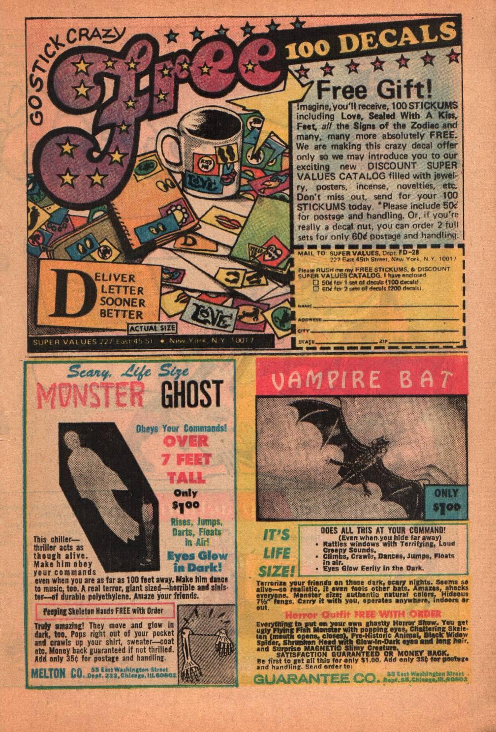 Read online Wonder Woman (1942) comic -  Issue #209 - 17