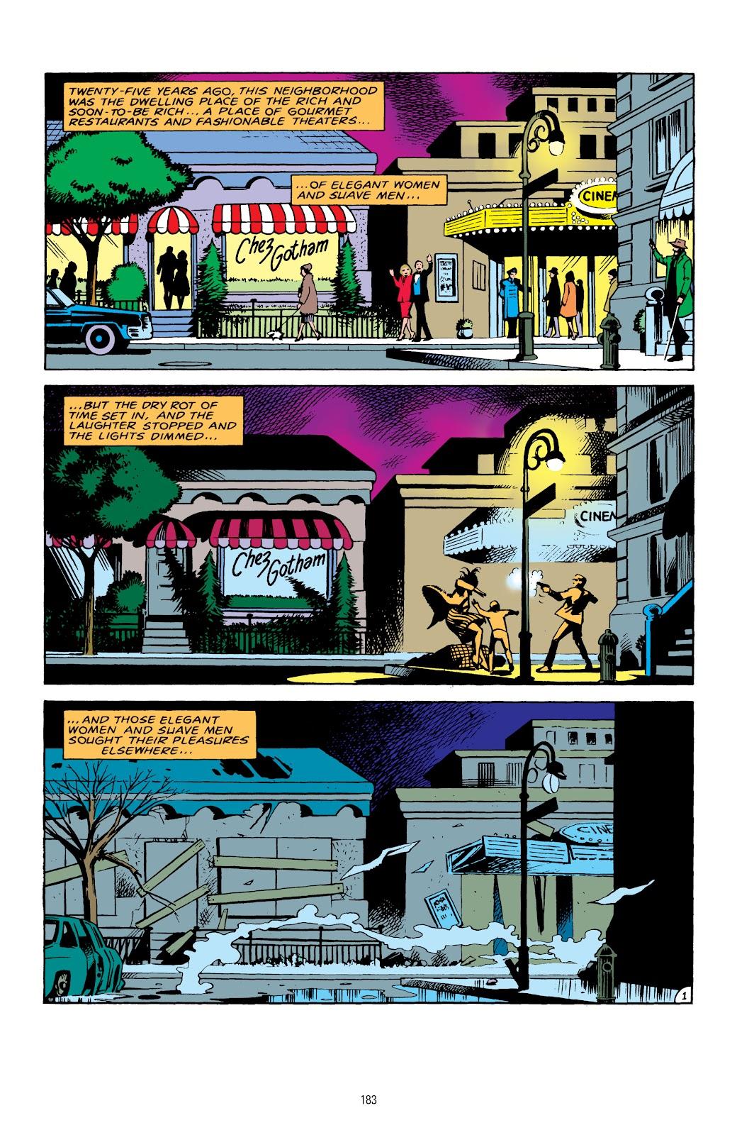 Read online Detective Comics (1937) comic -  Issue # _TPB Batman - The Dark Knight Detective 1 (Part 2) - 83