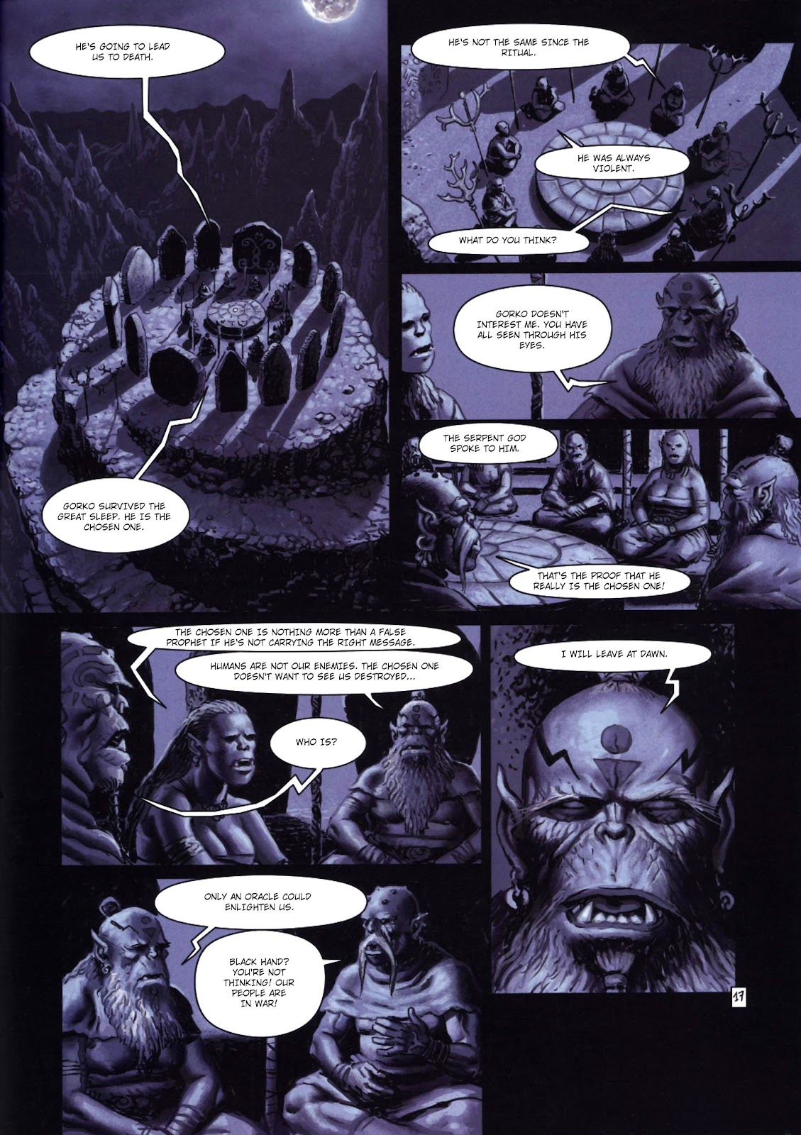 Read online Orks comic -  Issue #2 - 20