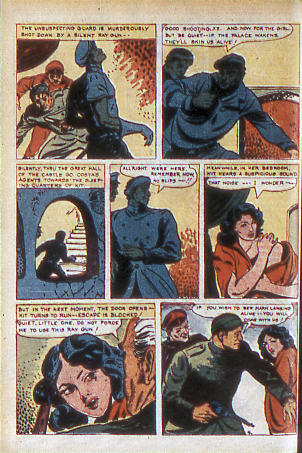 Read online Adventure Comics (1938) comic -  Issue #60 - 25