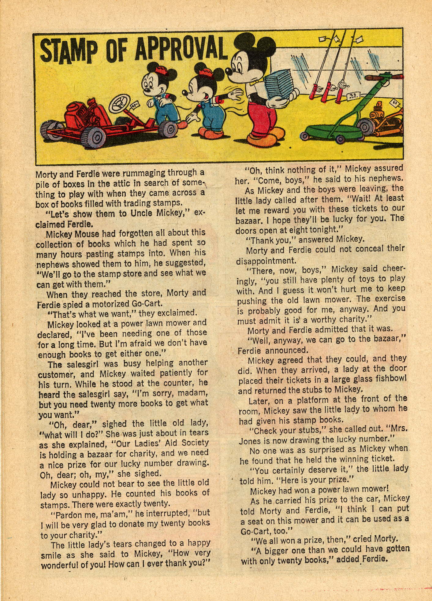 Read online Uncle Scrooge (1953) comic -  Issue #44 - 24