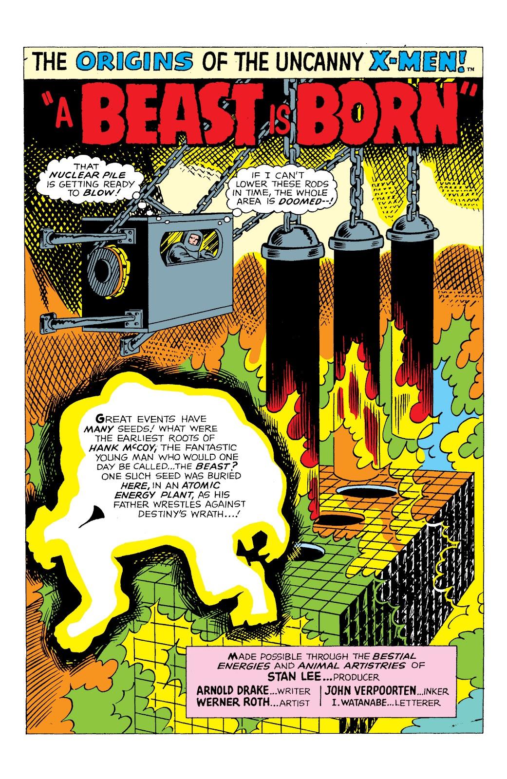Uncanny X-Men (1963) issue 49 - Page 17