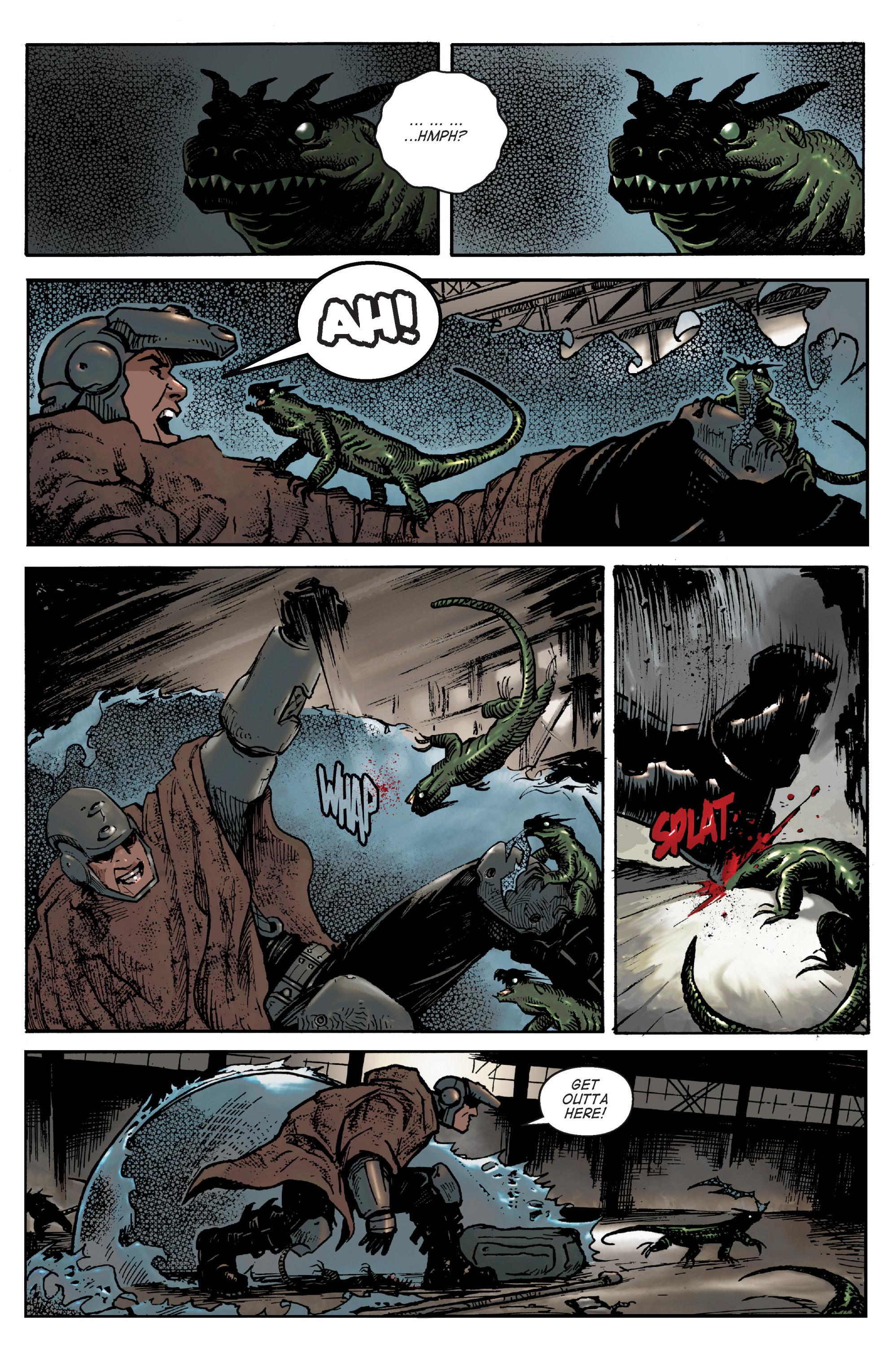 Read online Planetoid comic -  Issue # TPB - 18