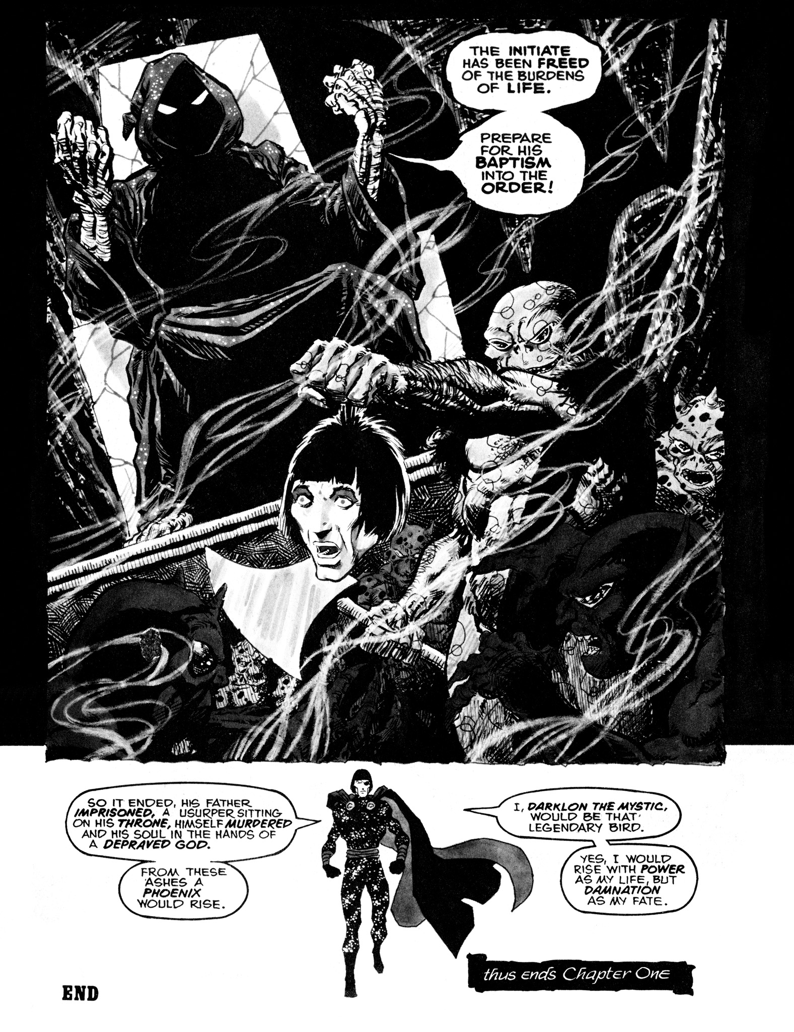 Read online Eerie Archives comic -  Issue # TPB 16 - 225