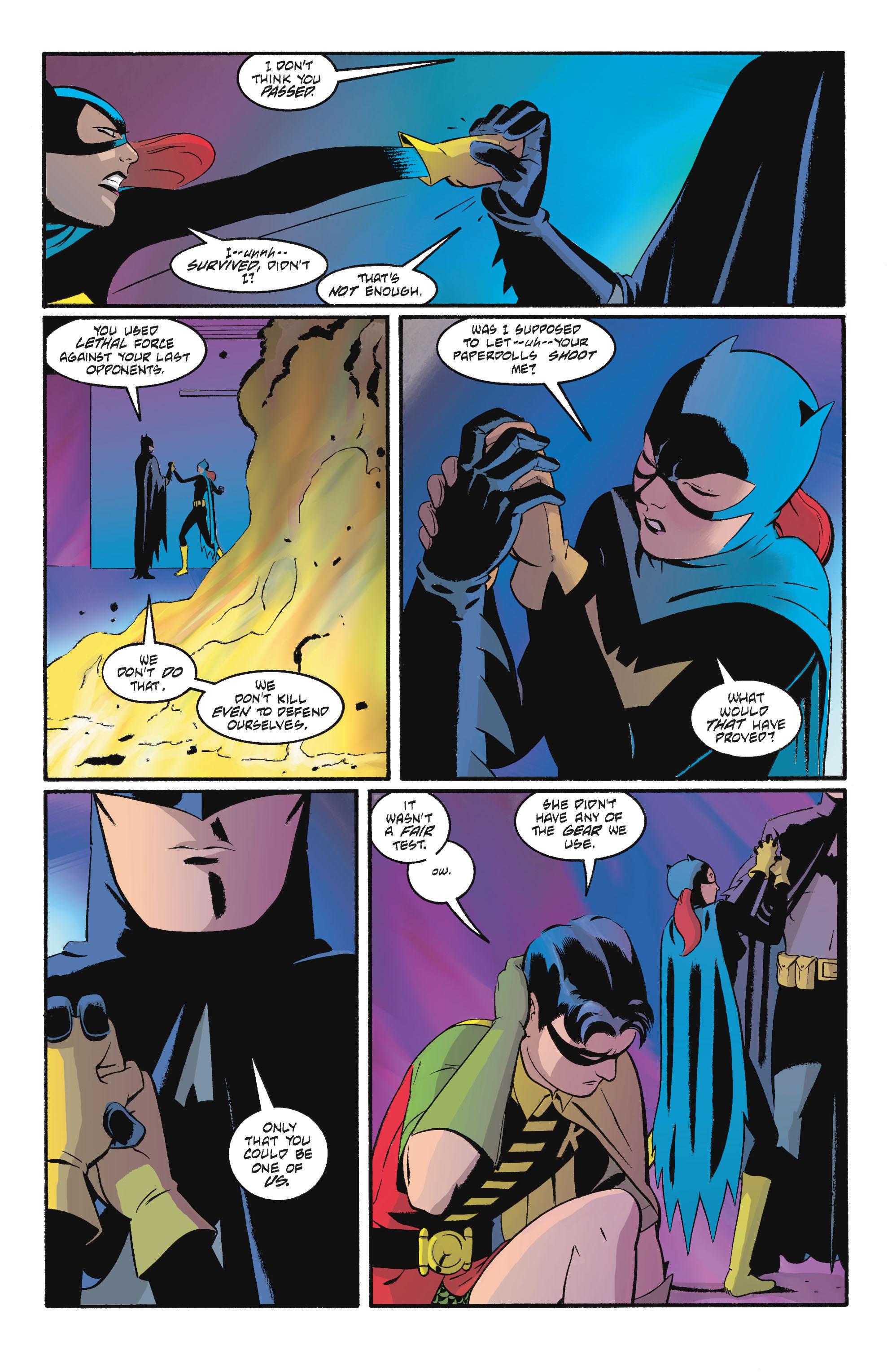 Read online Batgirl/Robin: Year One comic -  Issue # TPB 2 - 79