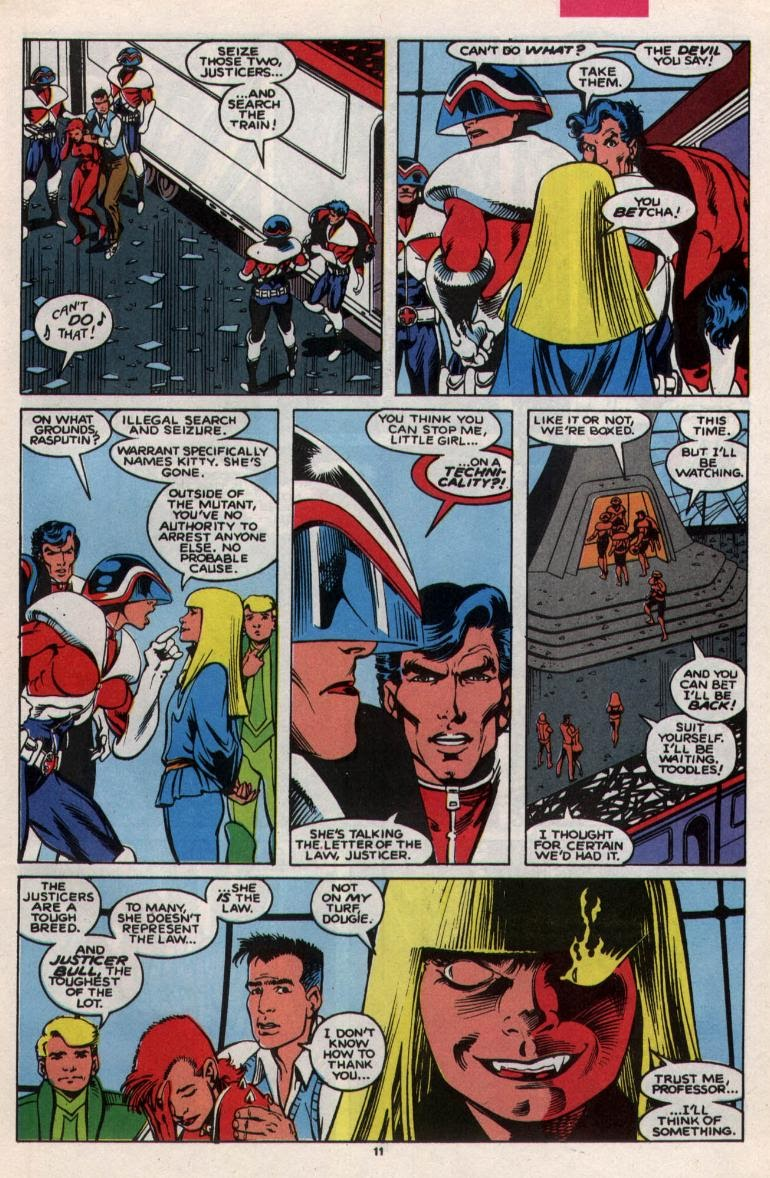 Excalibur (1988) issue 23 - Page 9