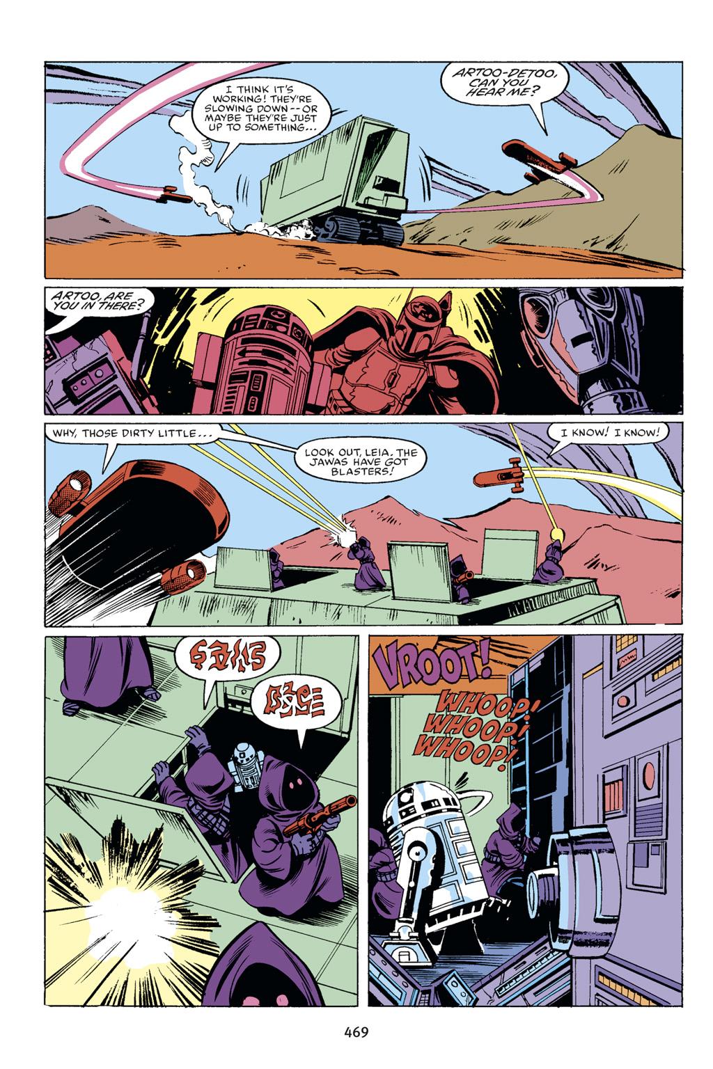 Read online Star Wars Omnibus comic -  Issue # Vol. 18.5 - 186