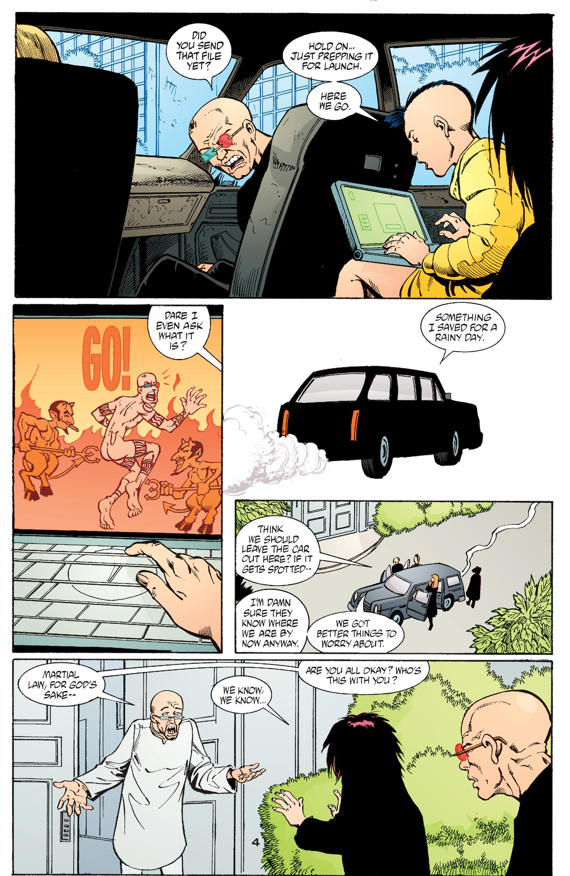 Read online Transmetropolitan comic -  Issue #56 - 5