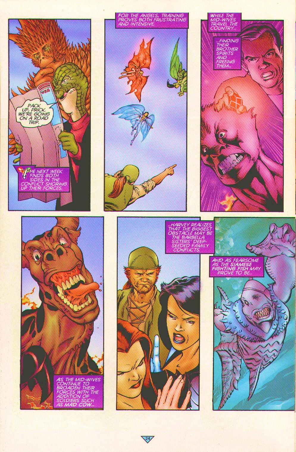 Read online Trinity Angels comic -  Issue #5 - 18