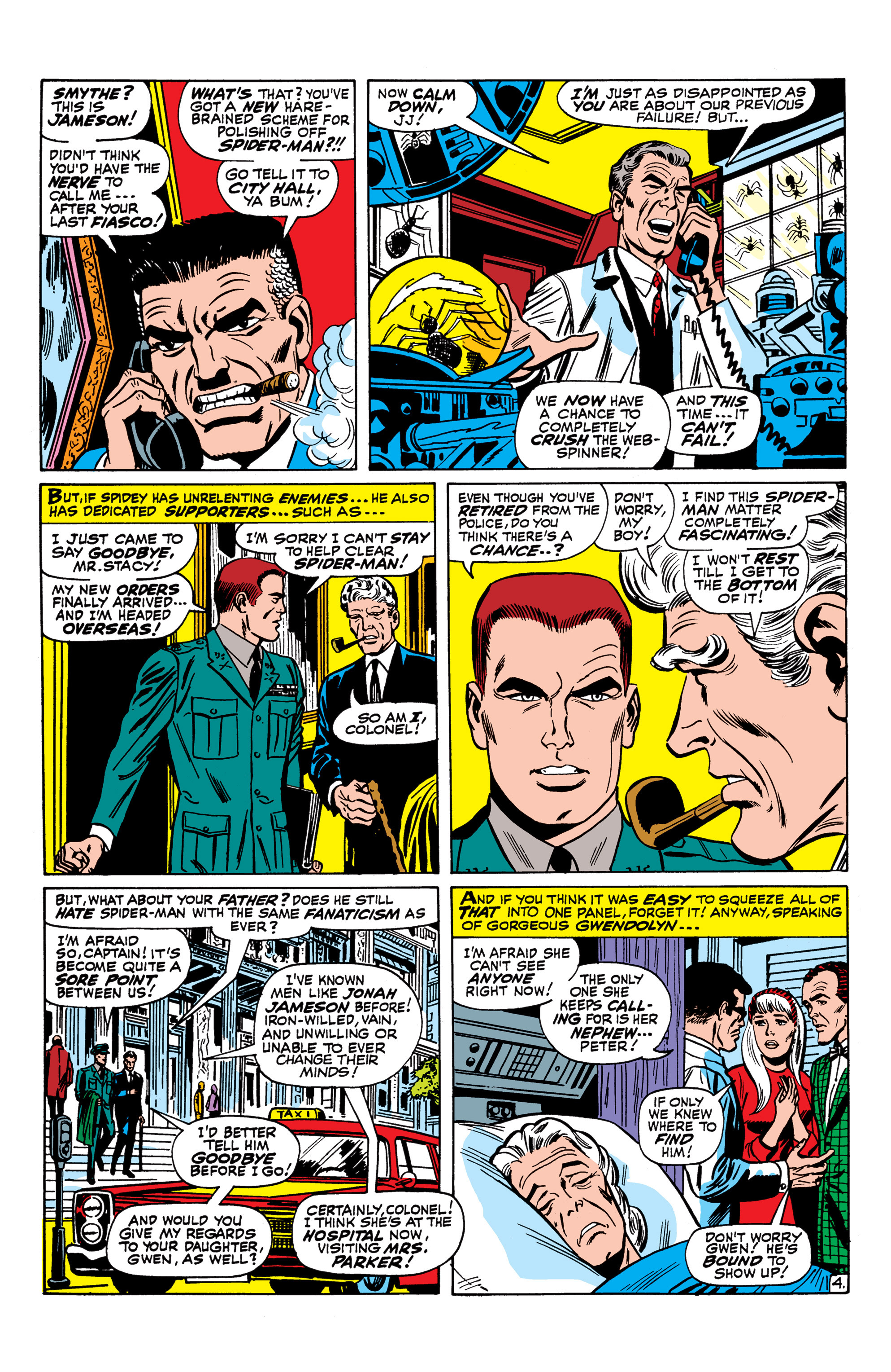 The Amazing Spider-Man (1963) 58 Page 4