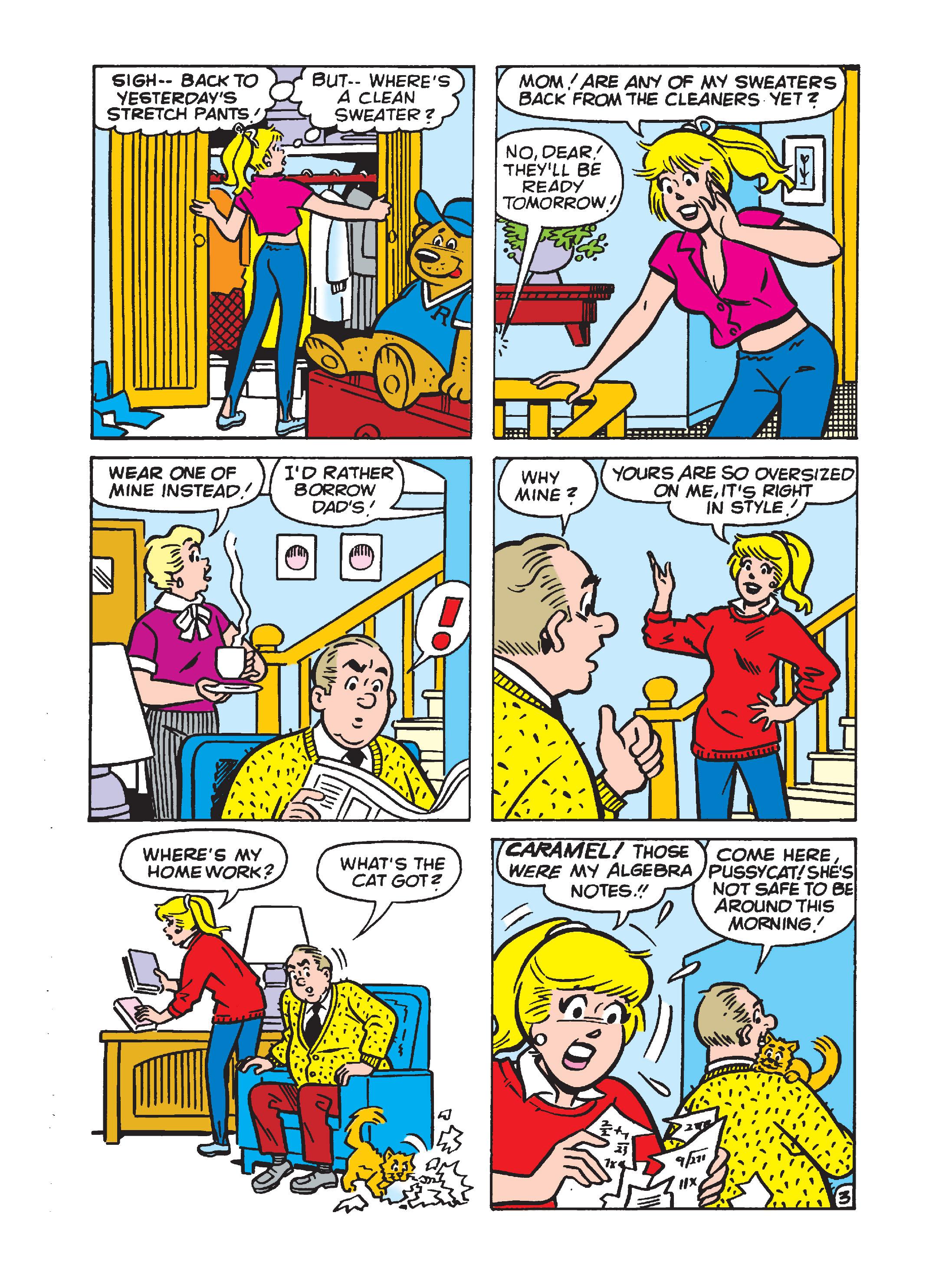 Read online Archie 1000 Page Comics Bonanza comic -  Issue #1 (Part 1) - 70