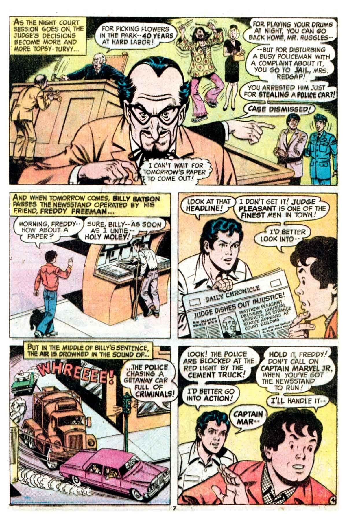 Read online Shazam! (1973) comic -  Issue #16 - 7