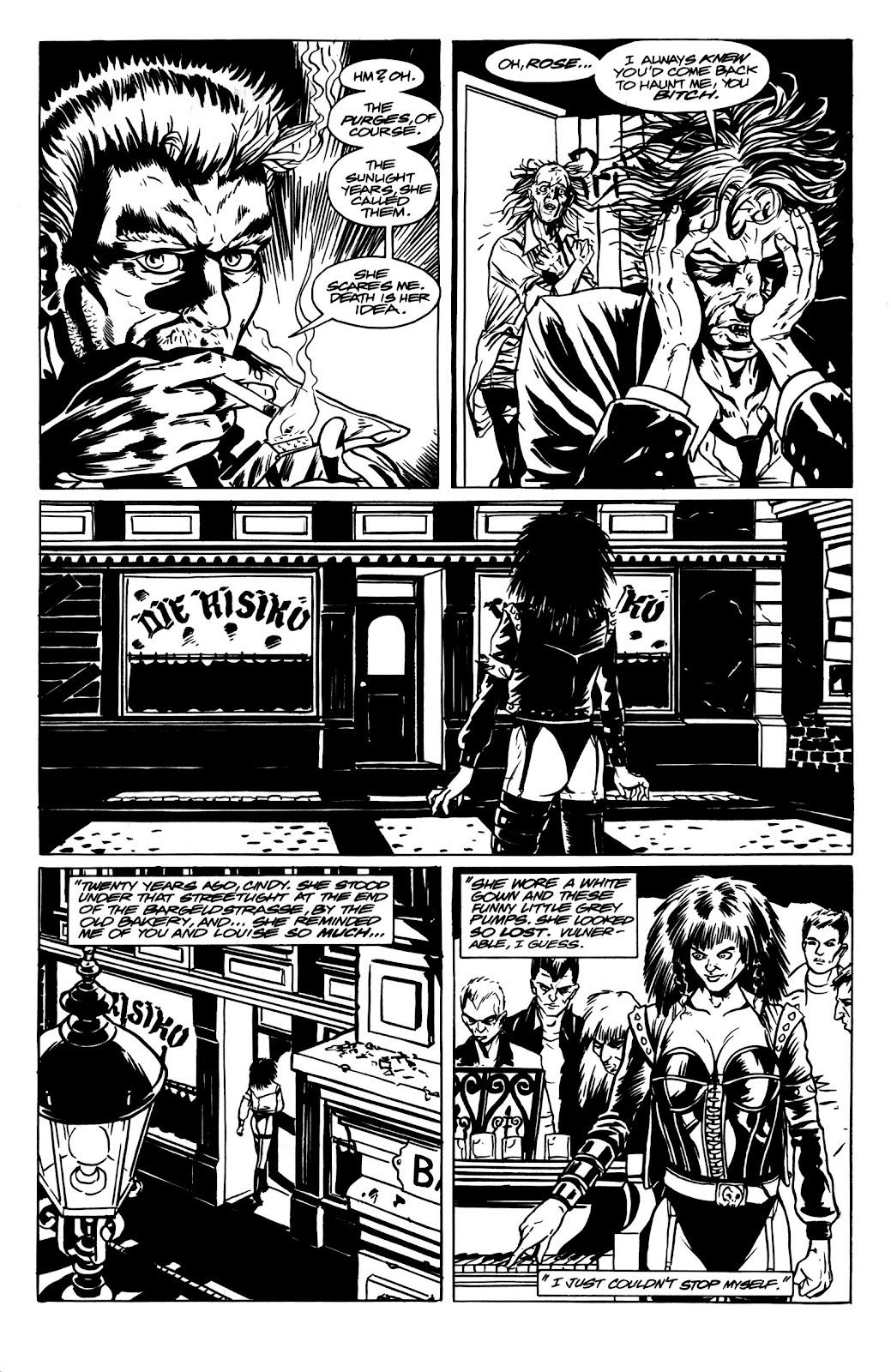 Read online Sugarvirus comic -  Issue # Full - 43