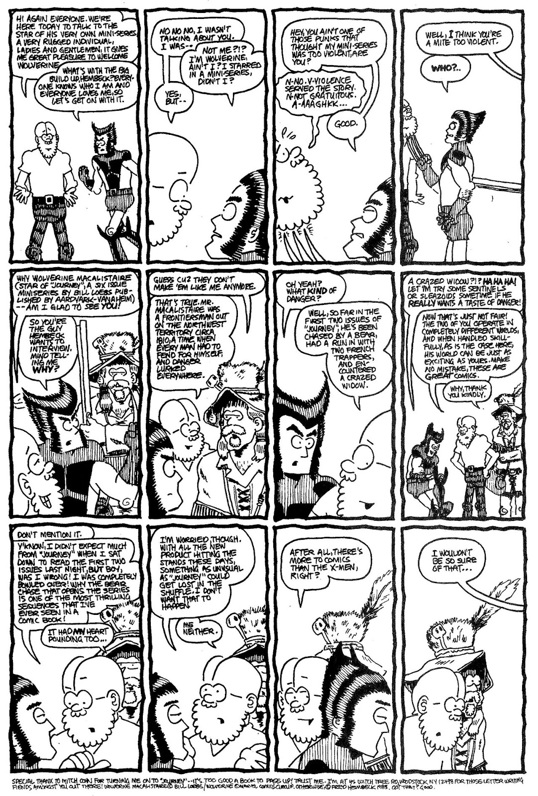 Read online The Nearly Complete Essential Hembeck Archives Omnibus comic -  Issue # TPB (Part 4) - 72