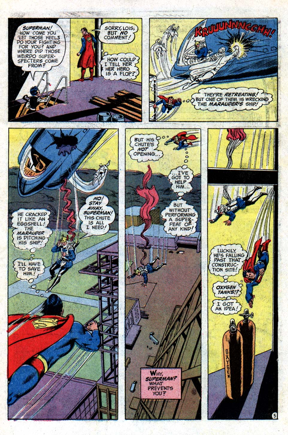 Read online Action Comics (1938) comic -  Issue #418 - 7