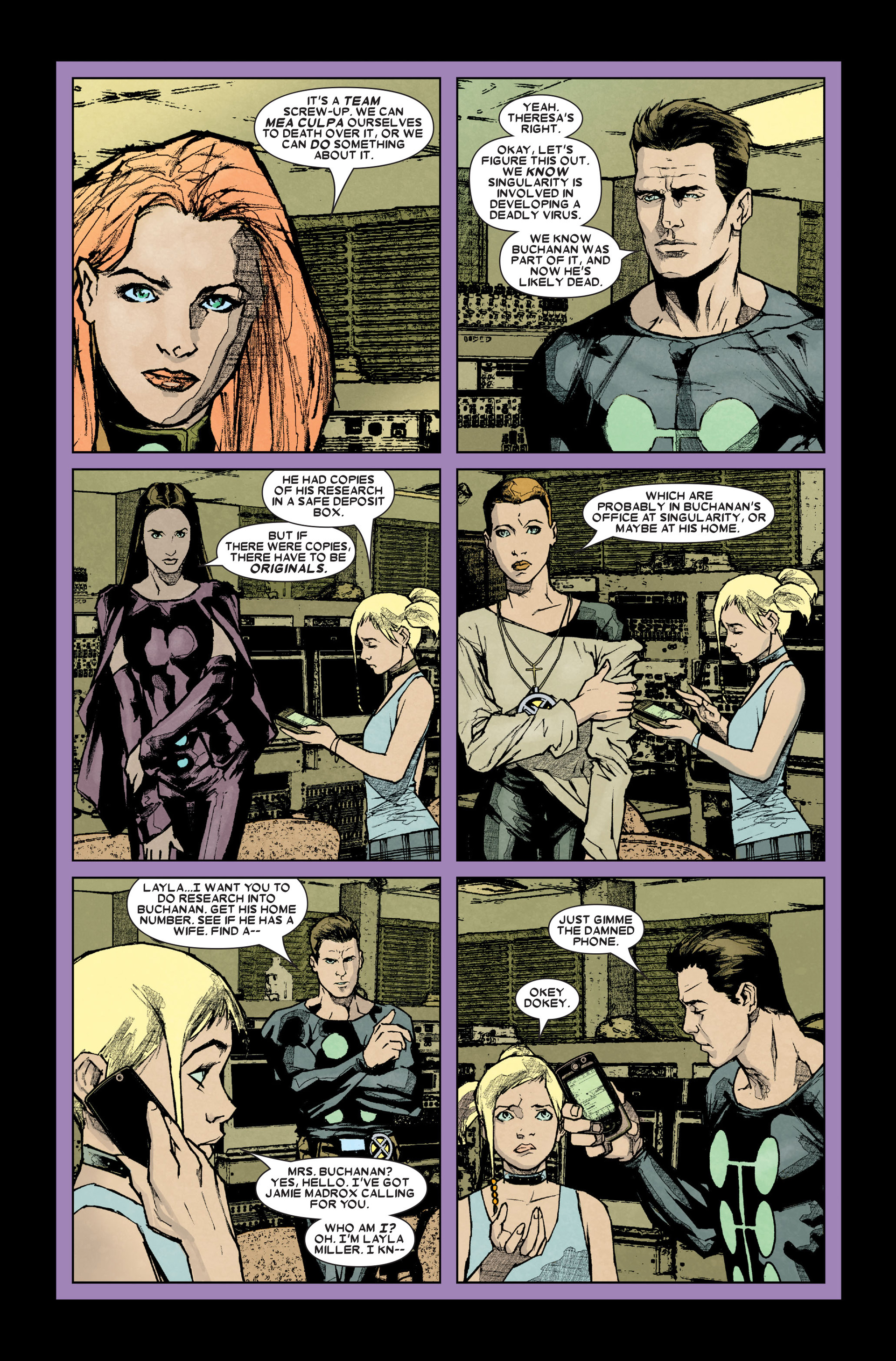 Read online X-Factor (2006) comic -  Issue #11 - 17