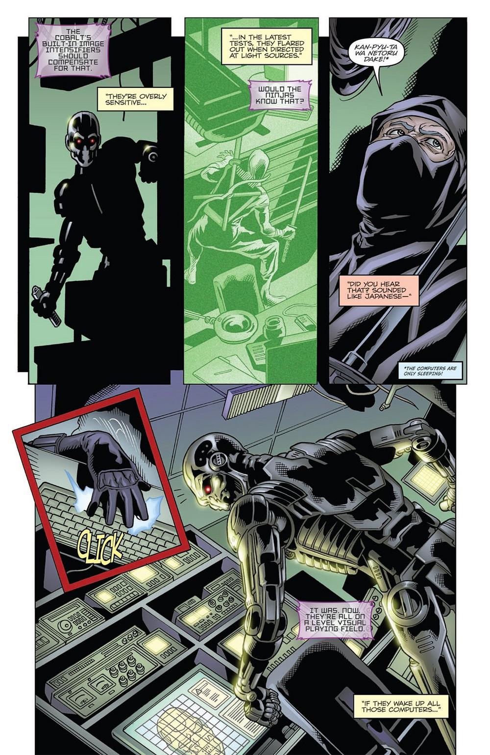 G.I. Joe: A Real American Hero 175 Page 15