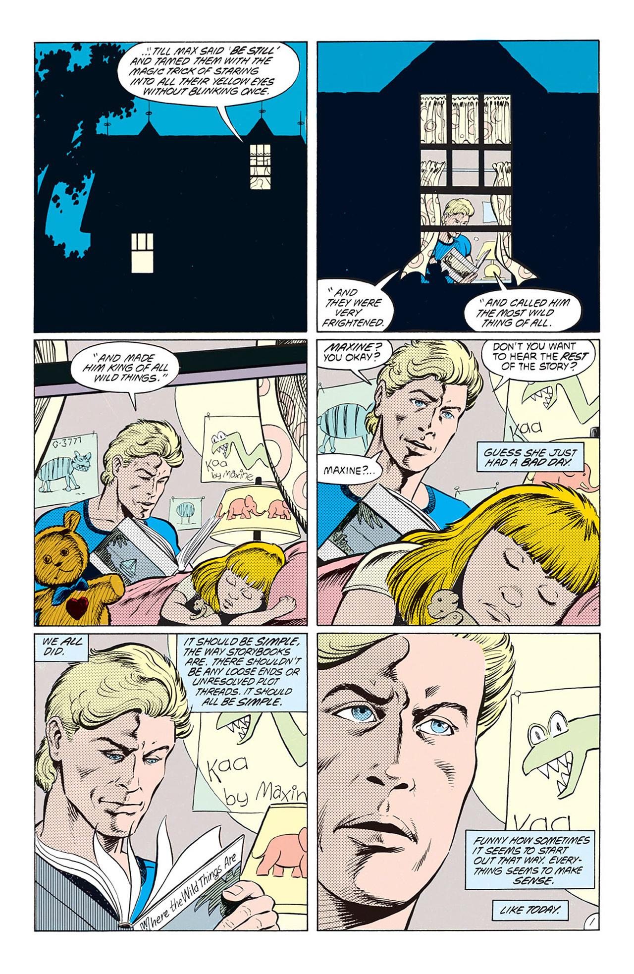 Read online Animal Man (1988) comic -  Issue #4 - 3