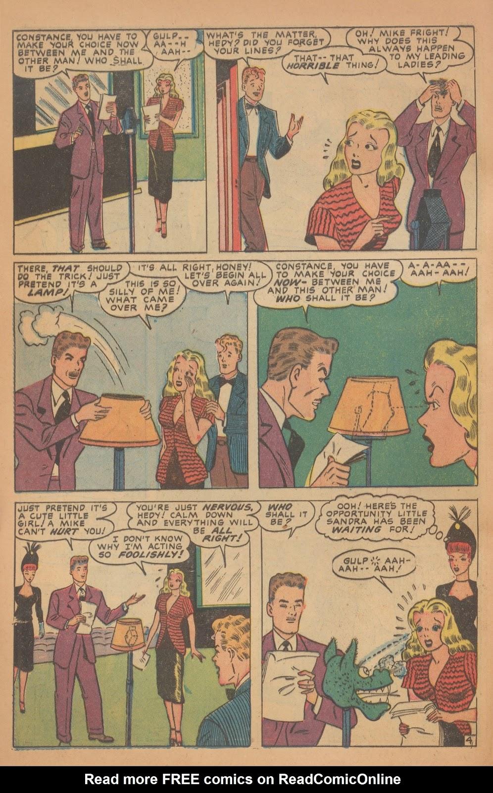 Read online Gay Comics comic -  Issue #33 - 6