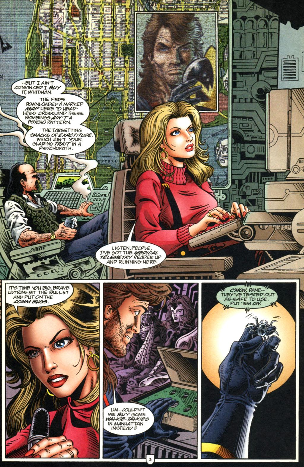 Read online UltraForce (1995) comic -  Issue #2 - 4