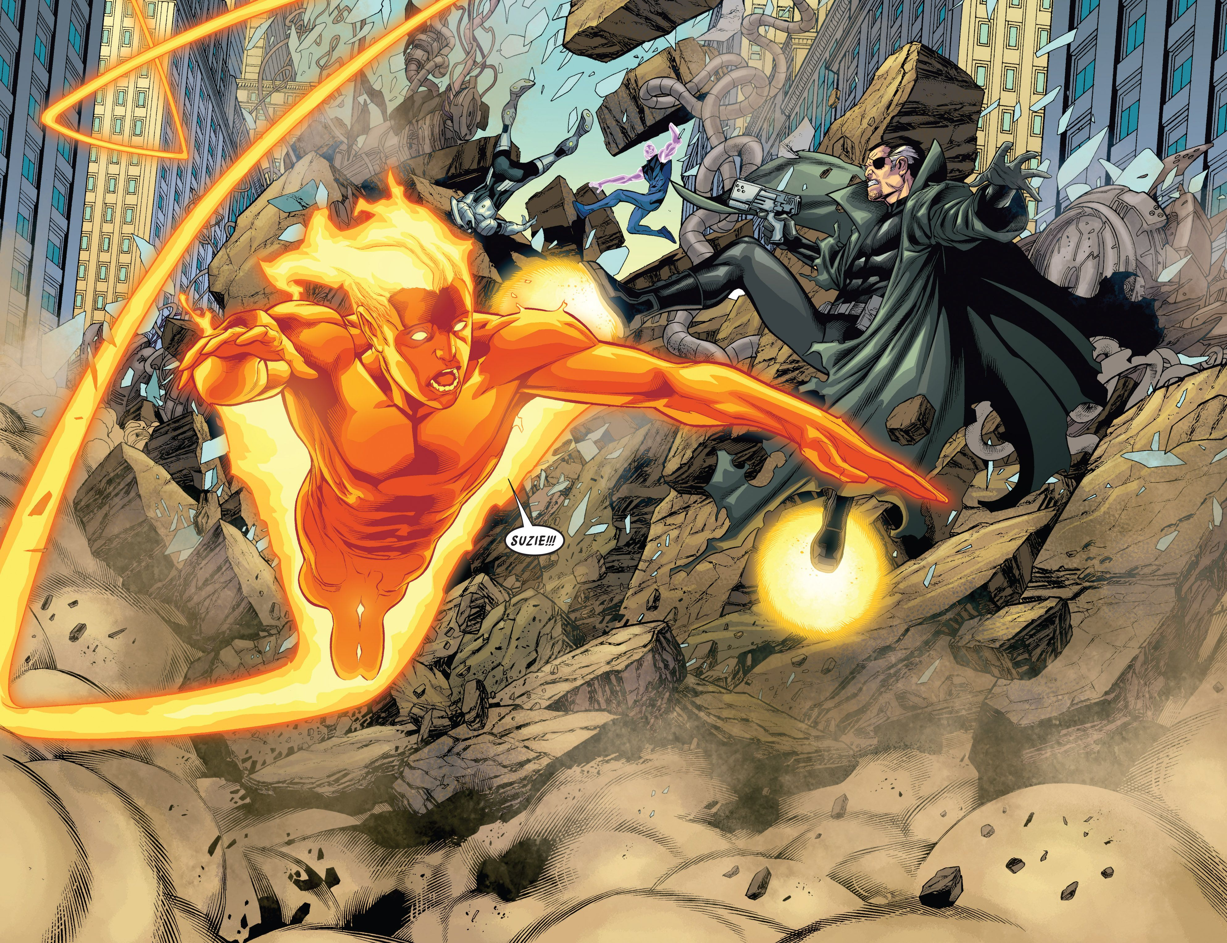 Read online Ultimate Comics Doomsday comic -  Issue # Full - 135