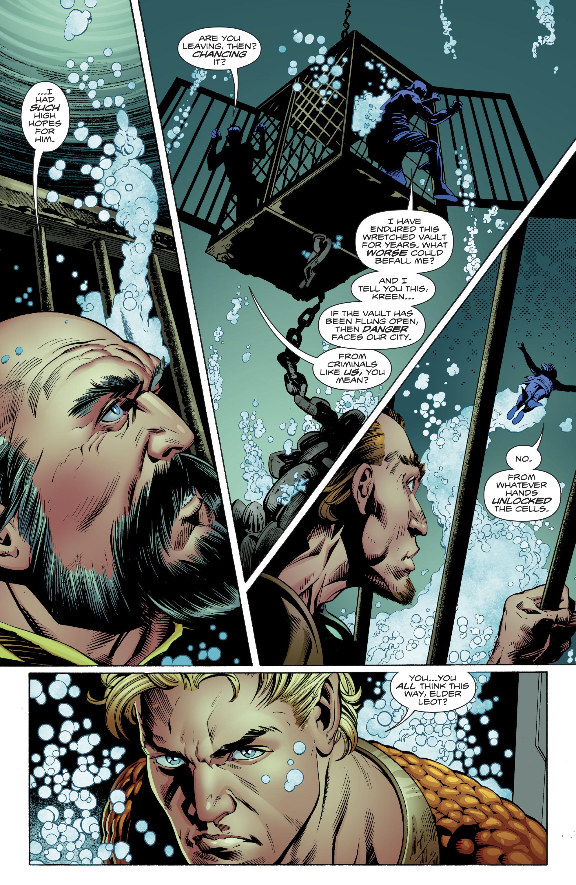 Read online Aquaman (2016) comic -  Issue #23 - 15