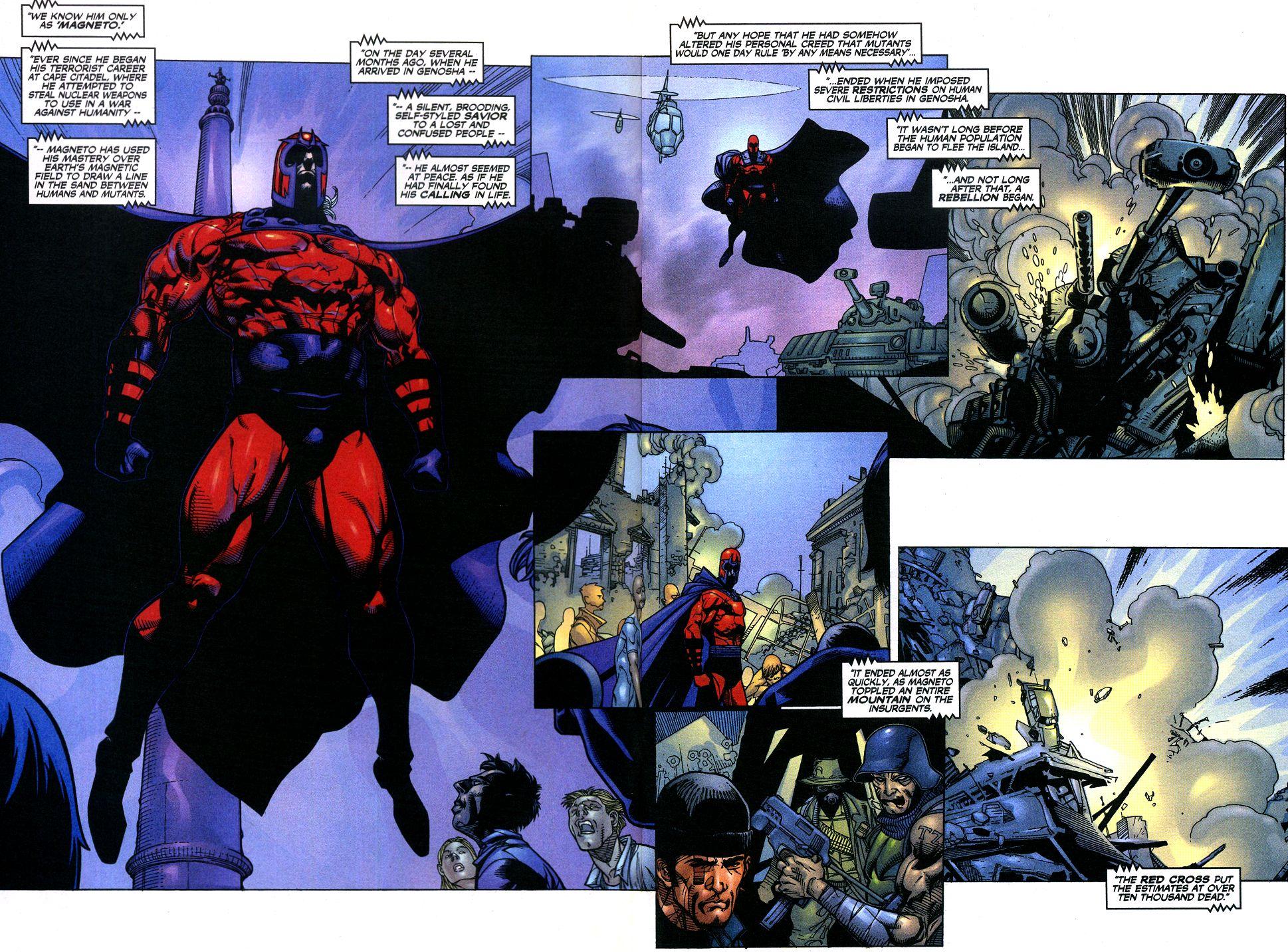 X-Men (1991) 111 Page 6