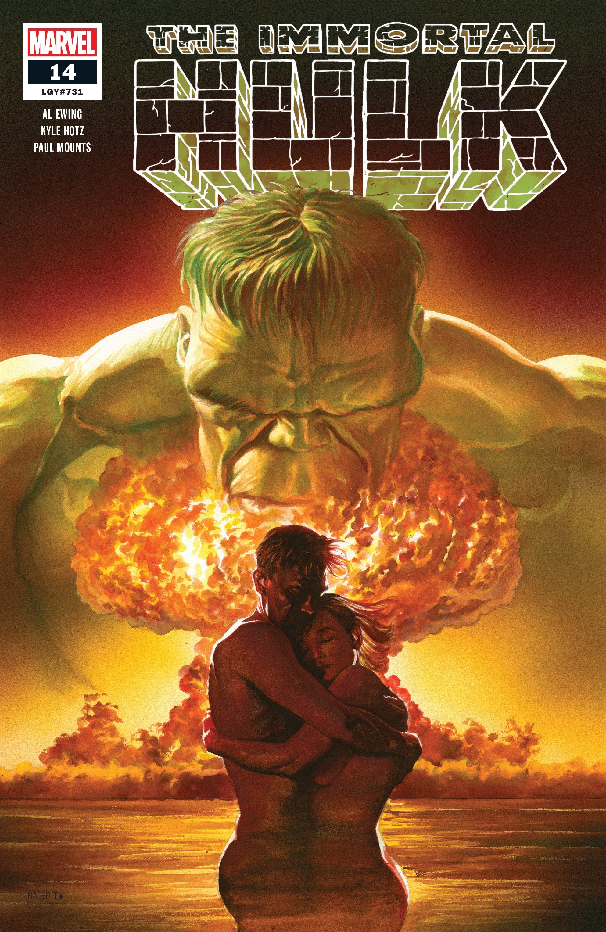 Immortal Hulk (2018) issue 14 - Page 1
