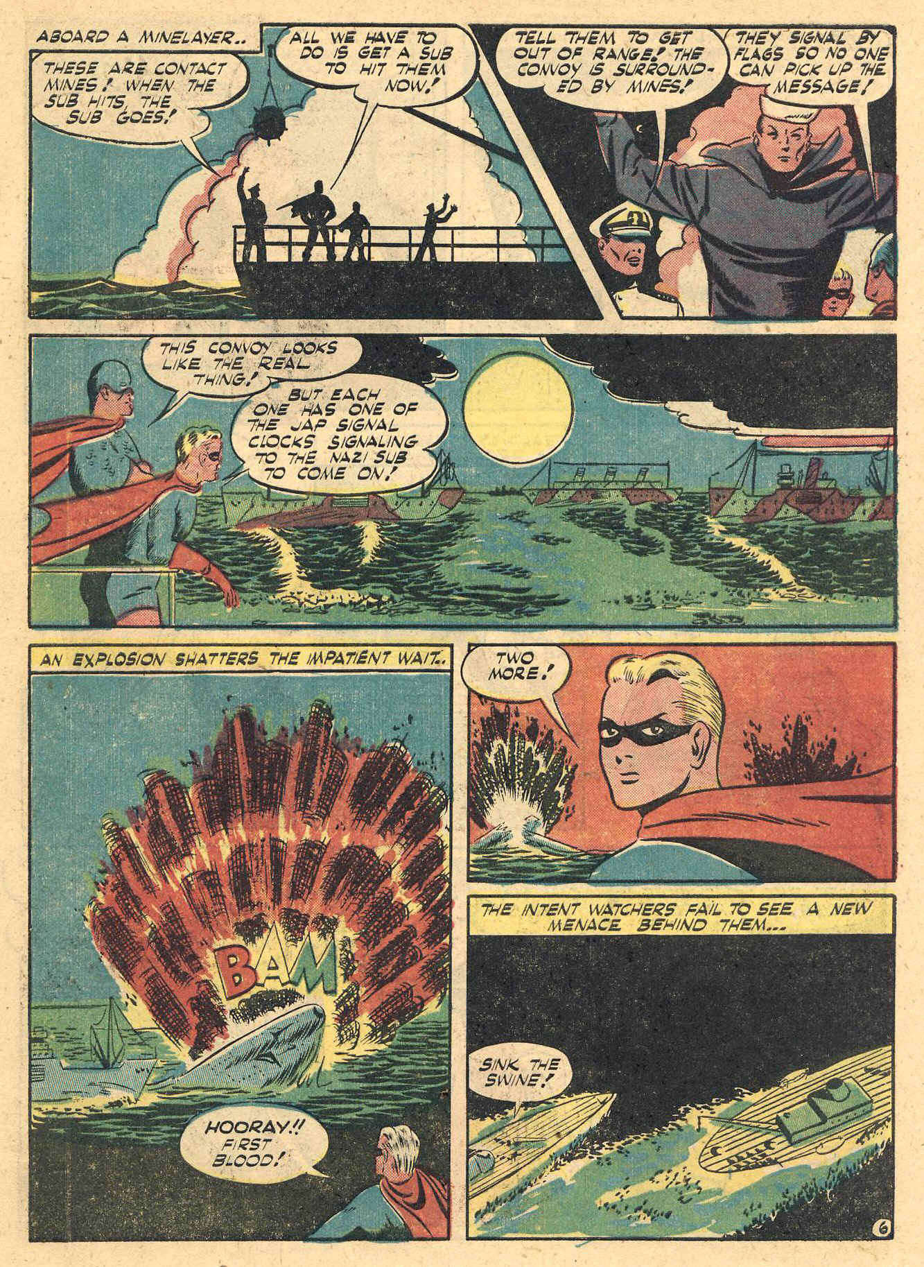 Daredevil (1941) issue 16 - Page 49