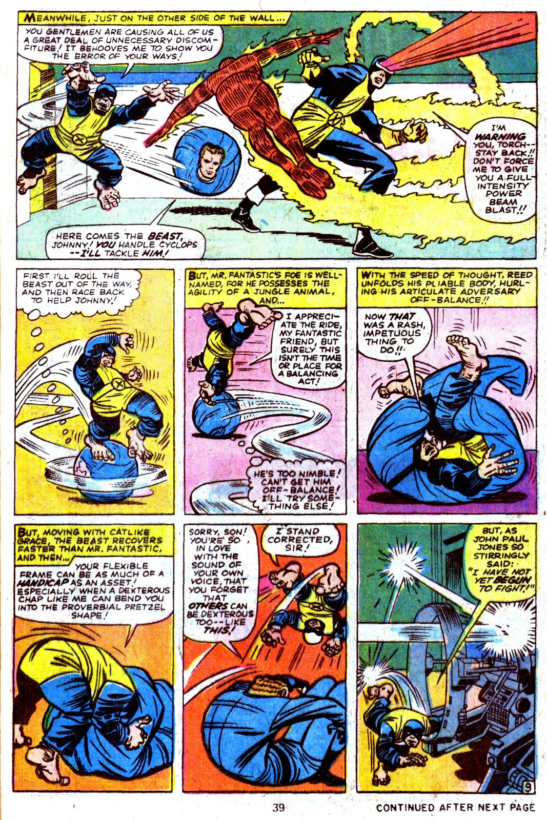 Giant-Size Fantastic Four issue 4 - Page 41