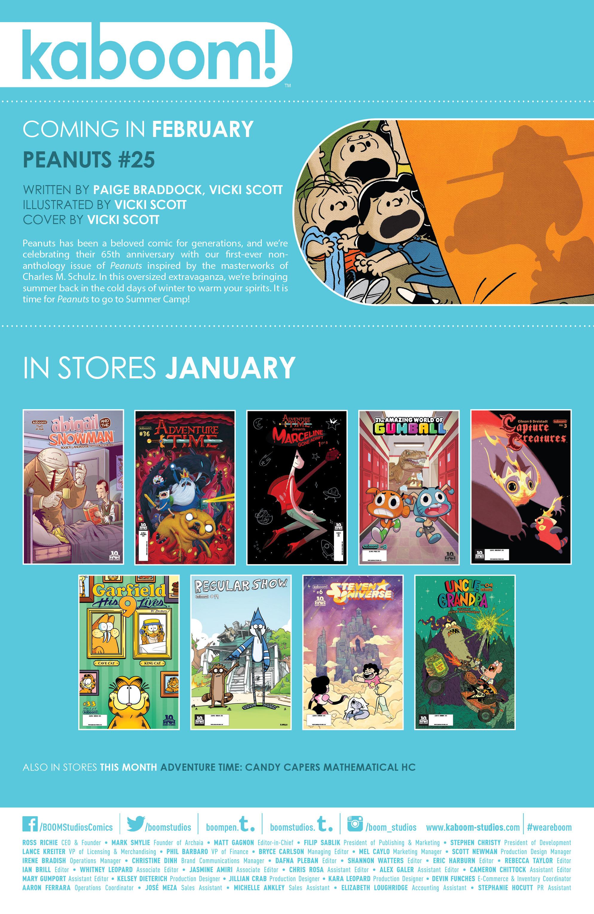 Read online Adventure Time: Marceline Gone Adrift comic -  Issue #1 - 24