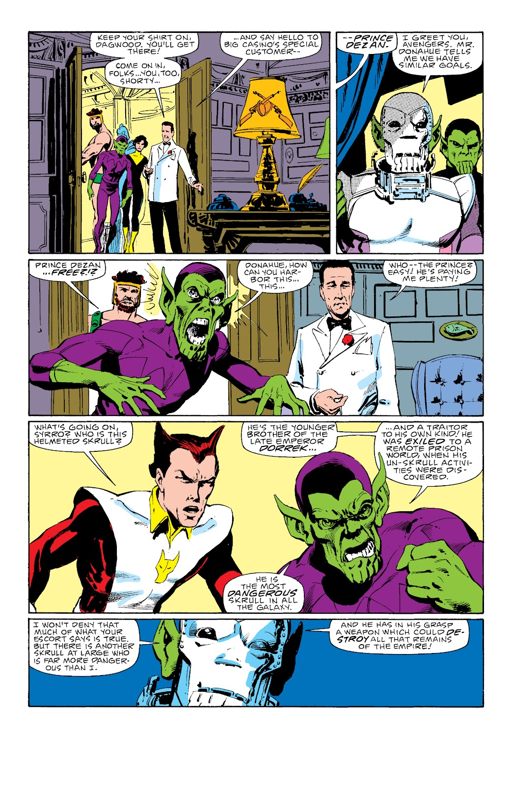 Read online Secret Invasion: Rise of the Skrulls comic -  Issue # TPB (Part 2) - 39