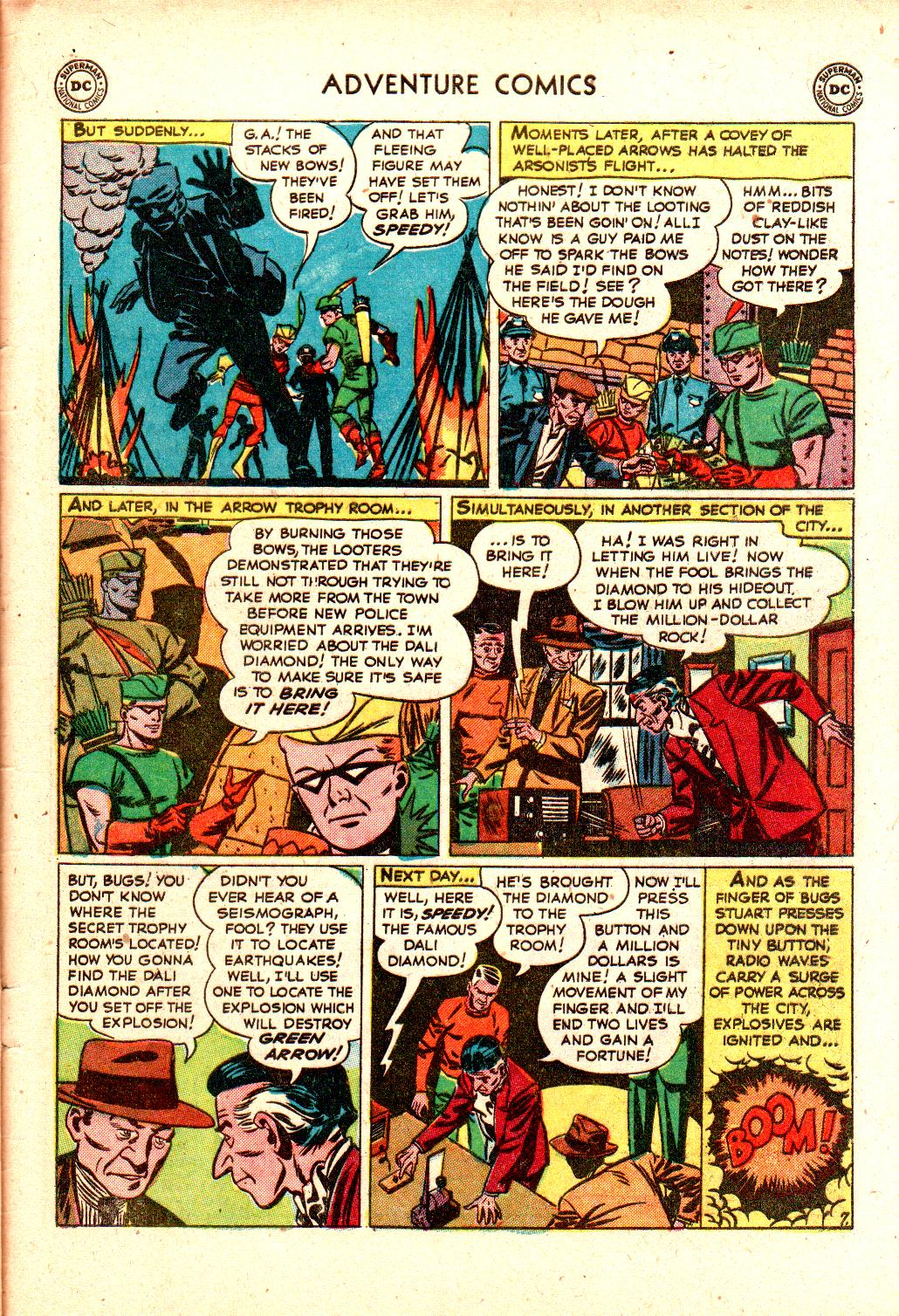 Read online Adventure Comics (1938) comic -  Issue #173 - 39