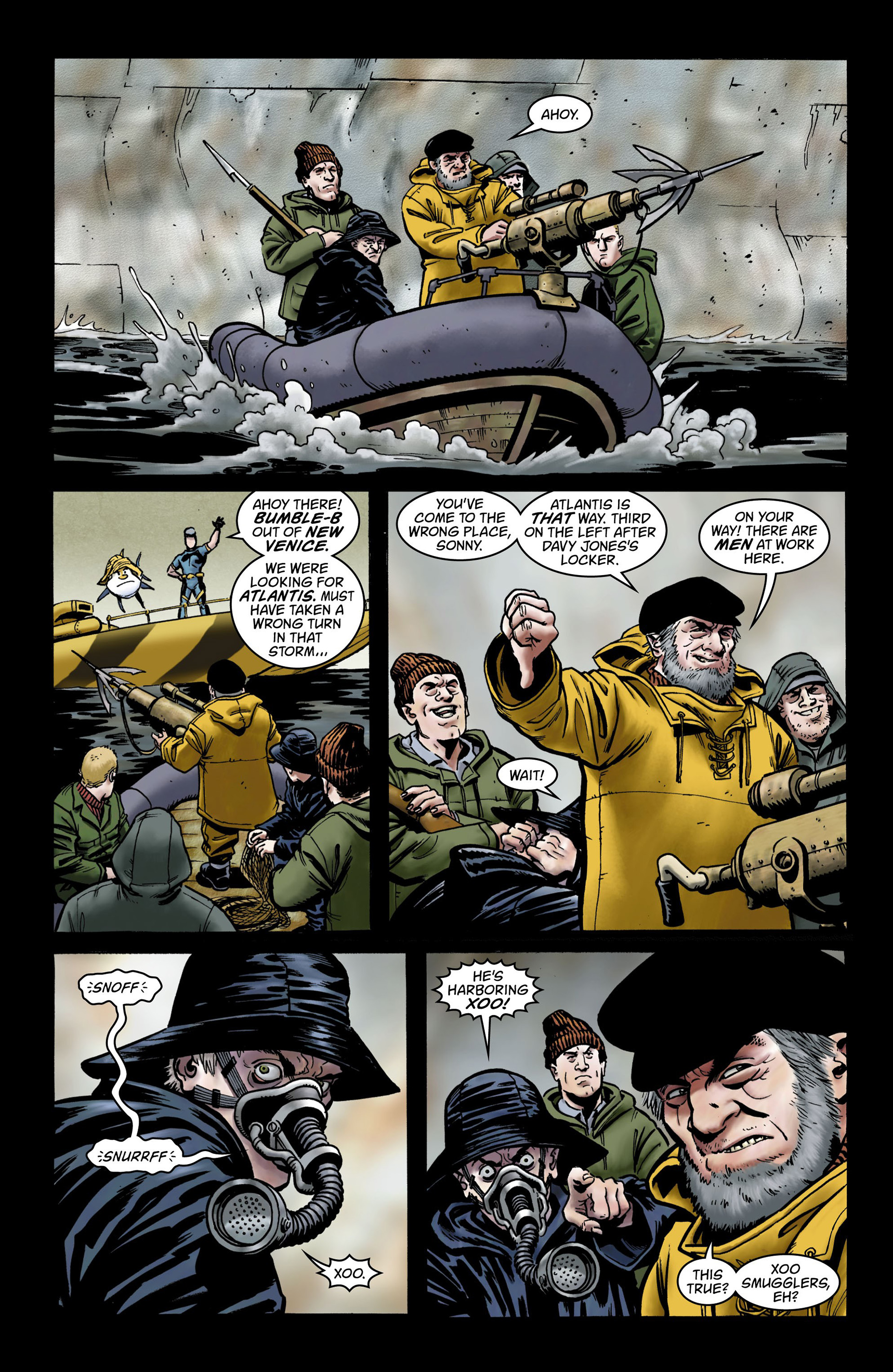 Read online Seaguy comic -  Issue #2 - 12