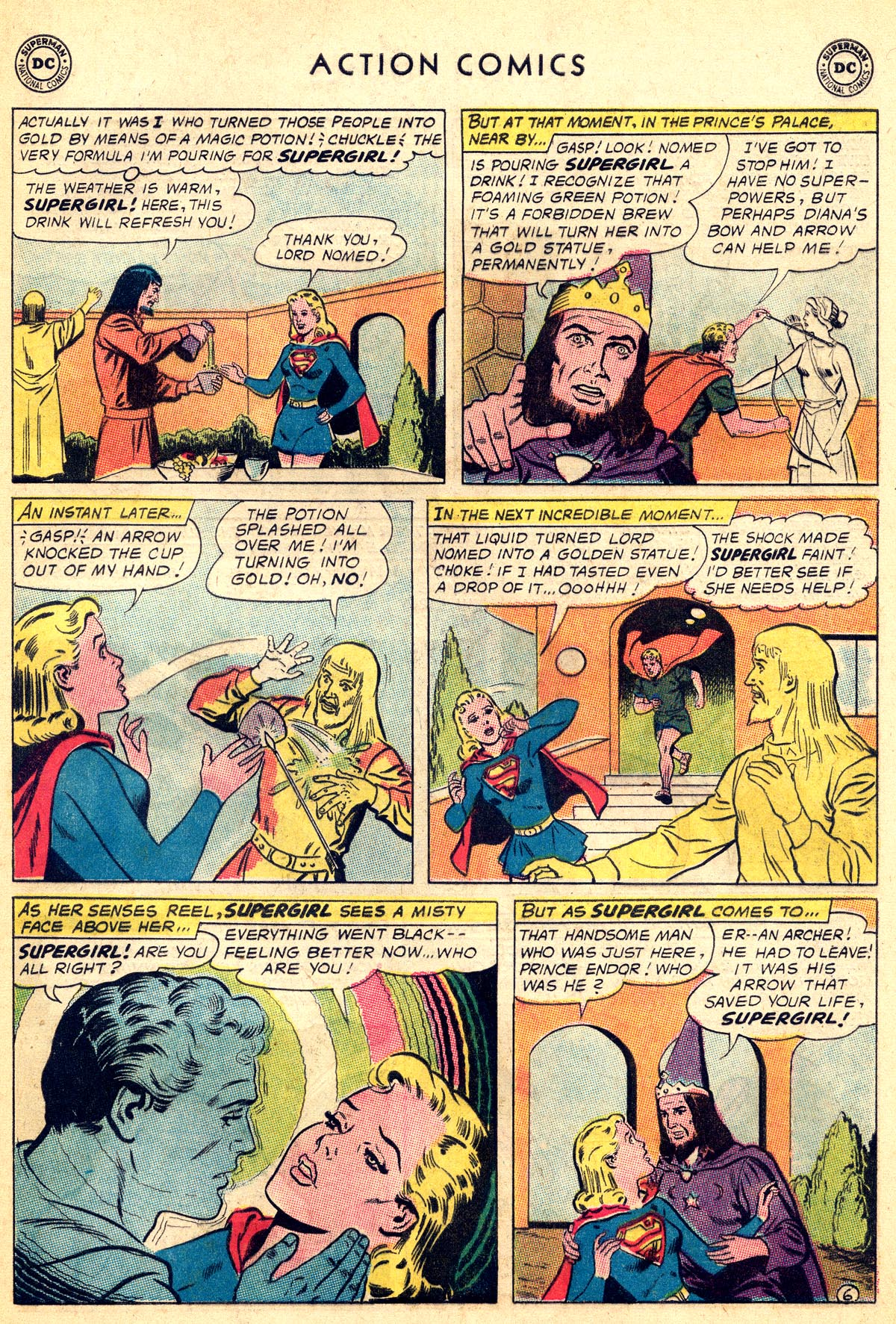 Read online Action Comics (1938) comic -  Issue #301 - 25