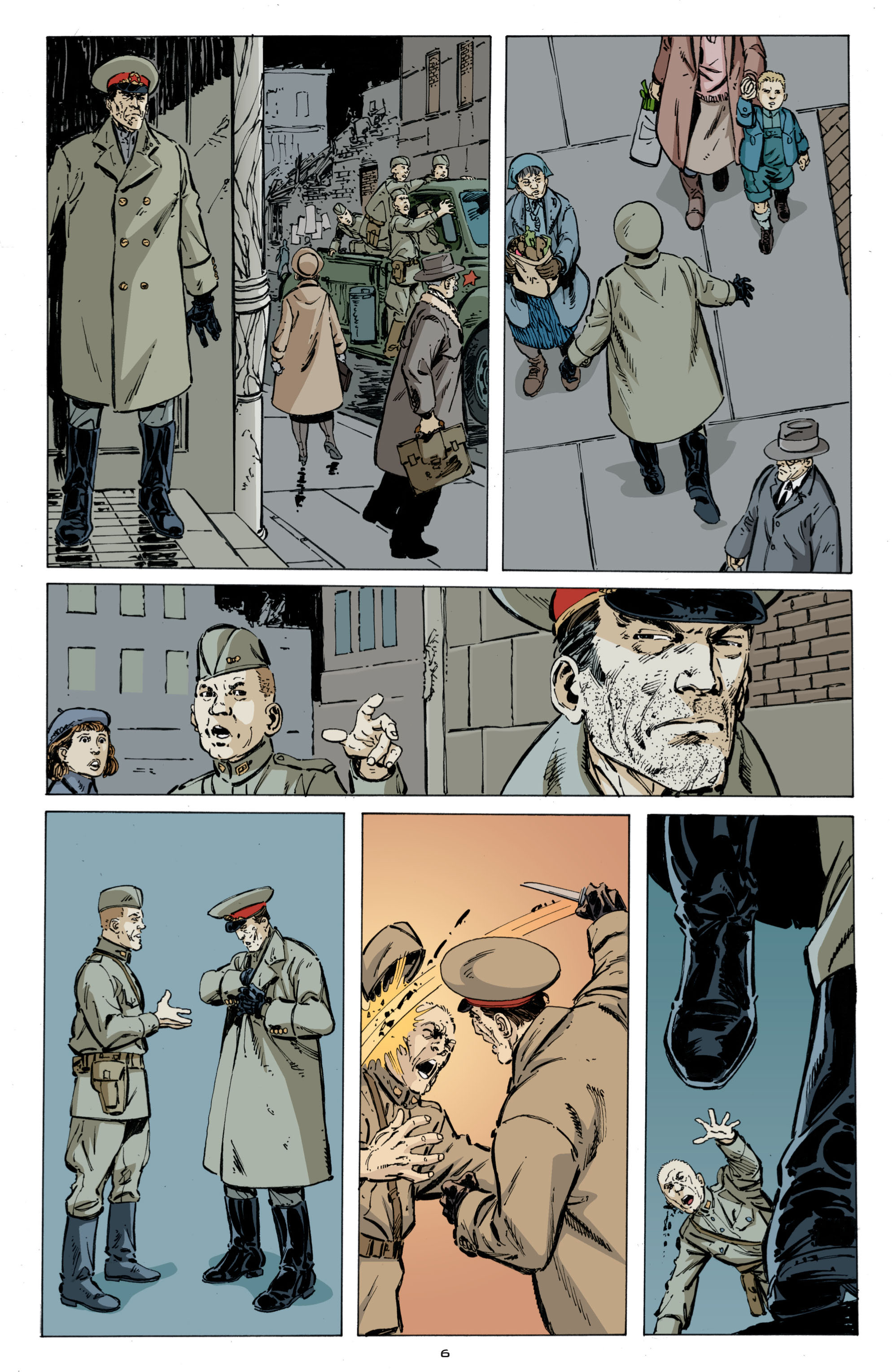 Read online Cold War comic -  Issue # TPB - 14