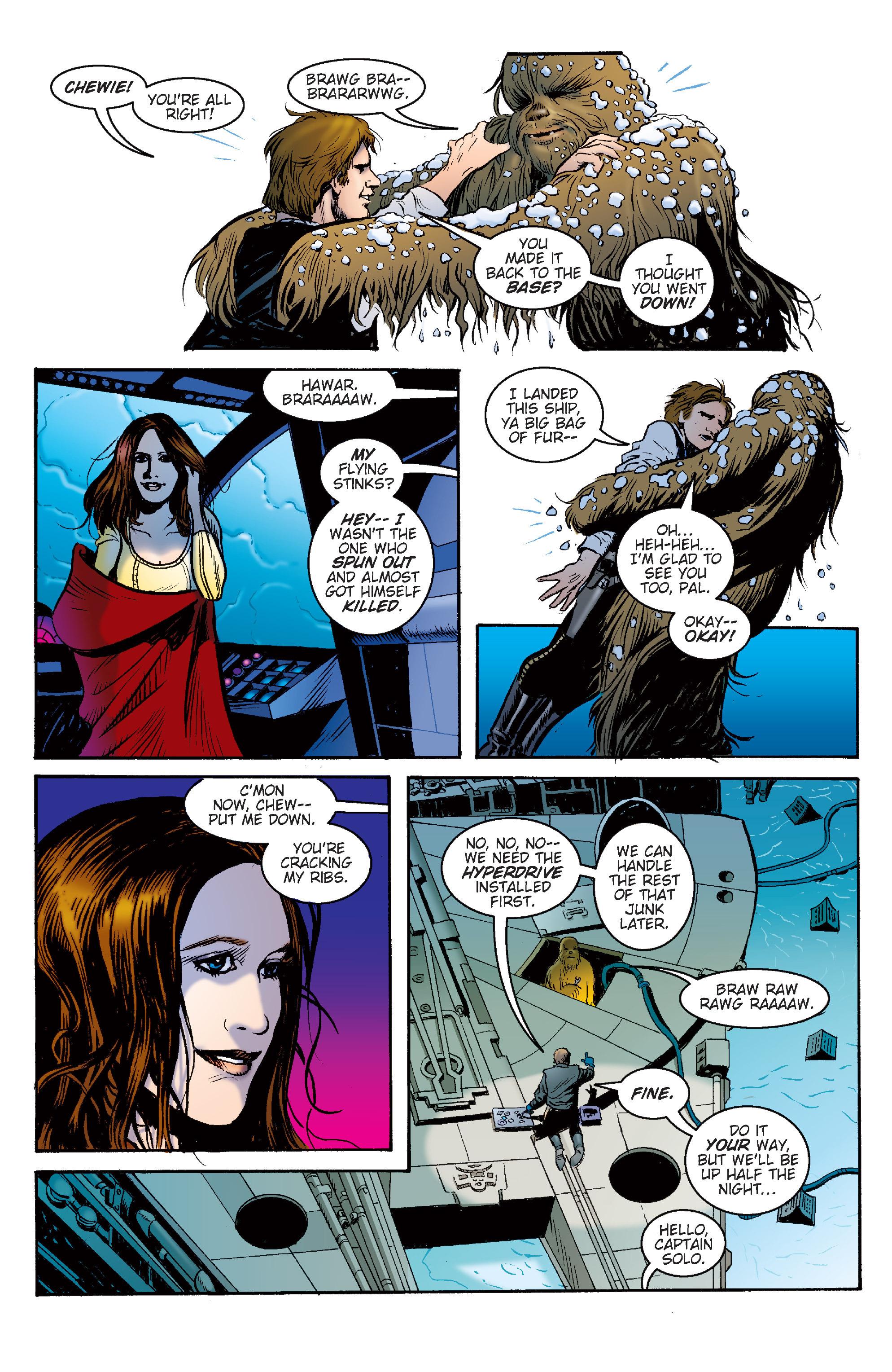 Read online Star Wars Omnibus comic -  Issue # Vol. 20 - 462