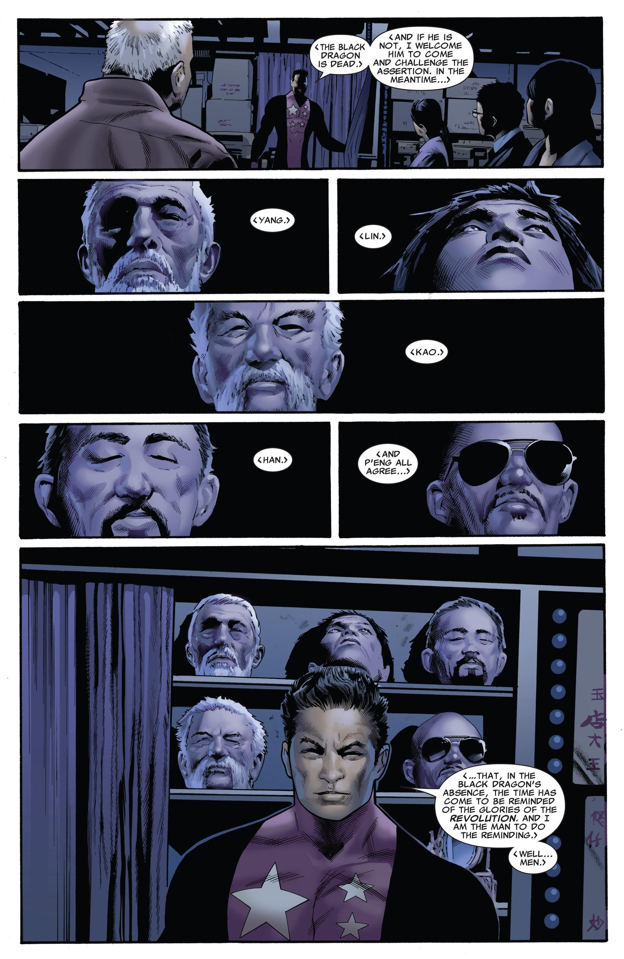 Read online Uncanny X-Men (1963) comic -  Issue #530 - 20